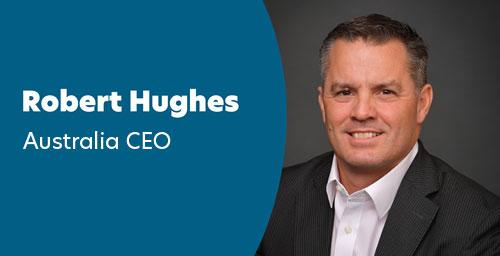 Robert Hughes - Chief Executive Officer,  Australia