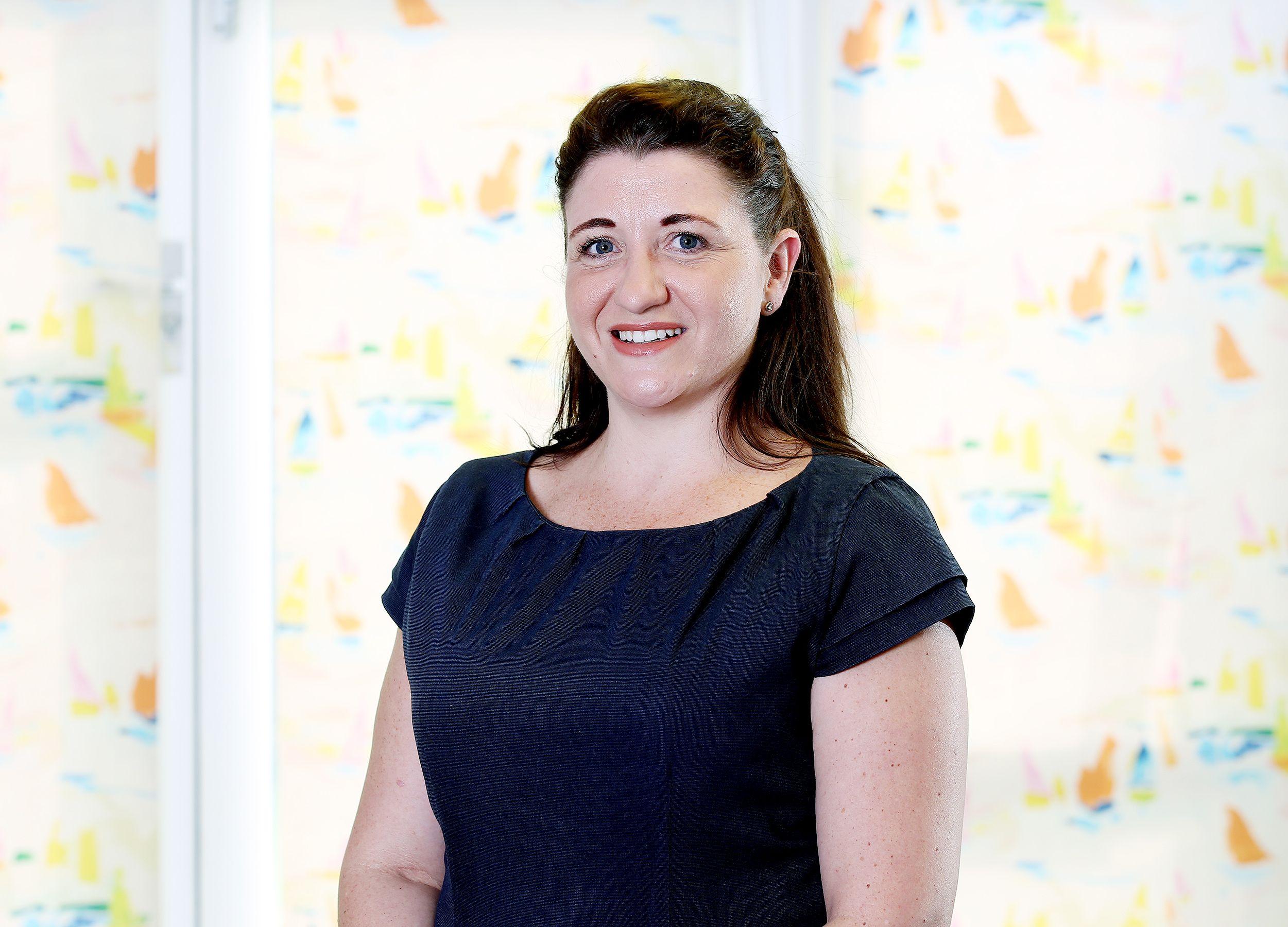 Karen Hopwood and Carla Masefield - Centre Director
