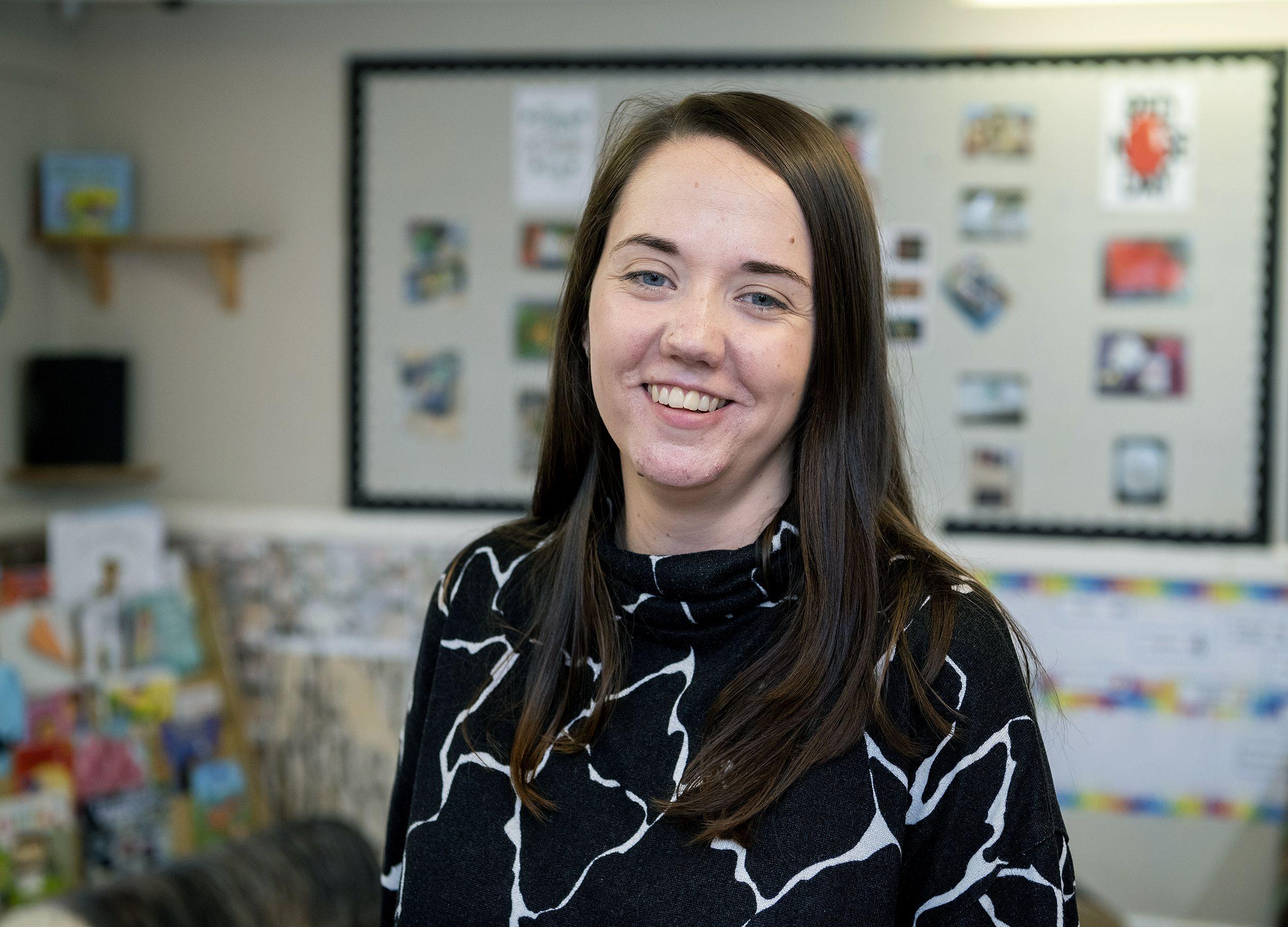 Jessica Sayfritz - Centre Director