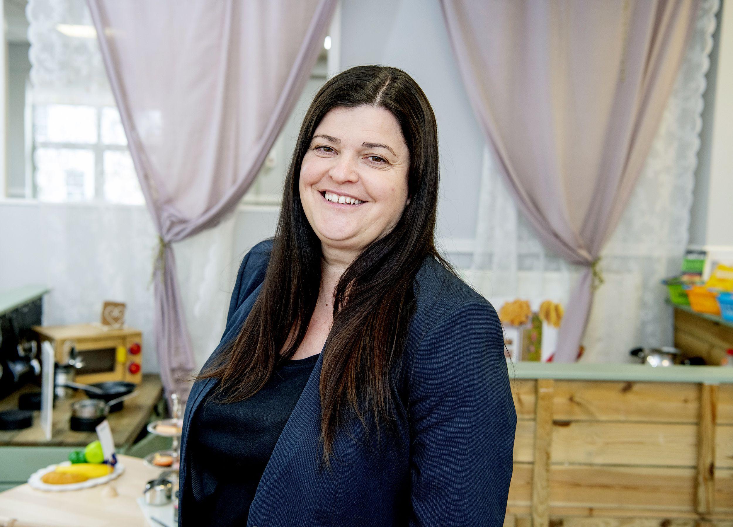 Diane - Centre Director