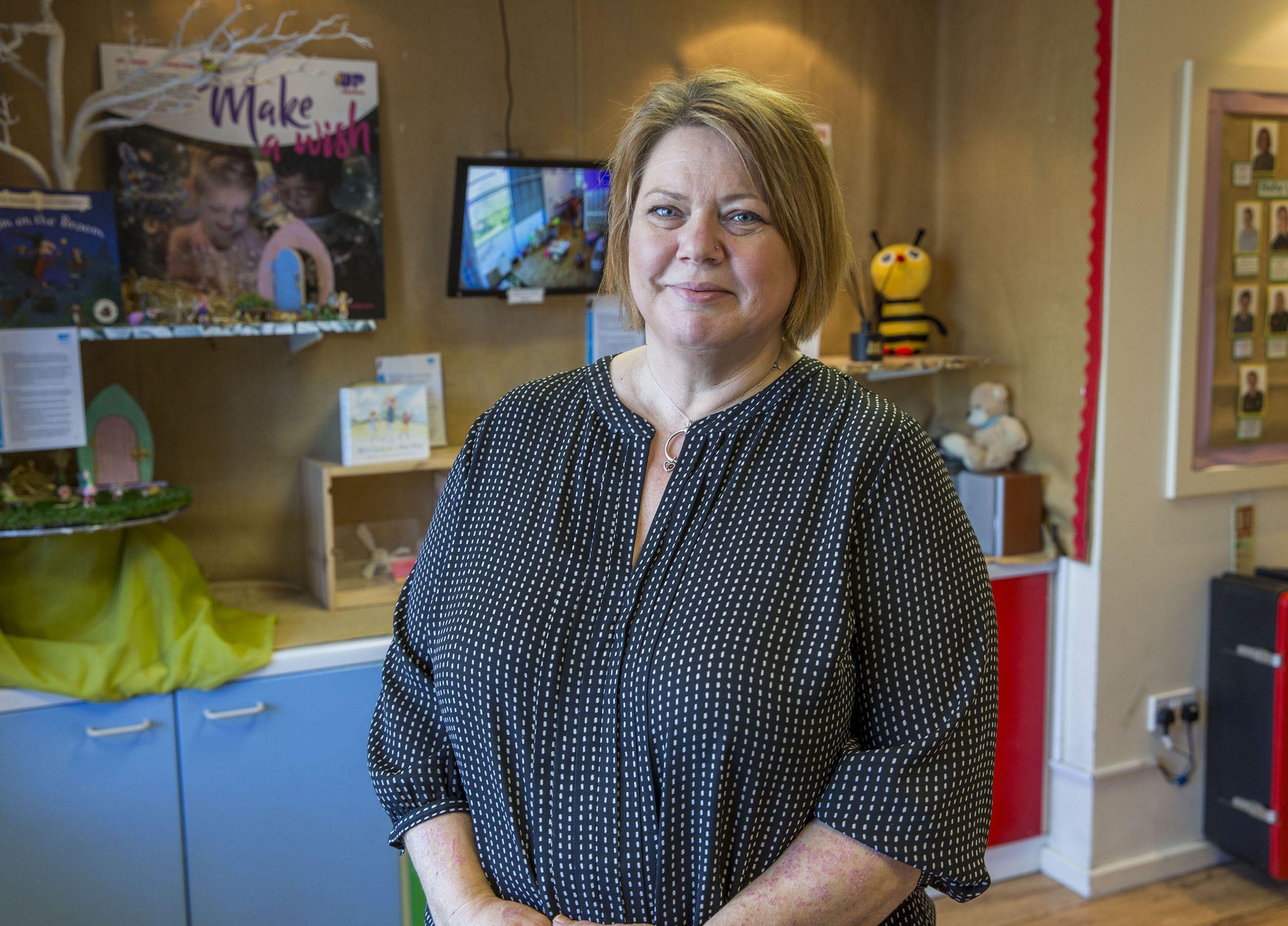 Clare Sandford - Centre Director