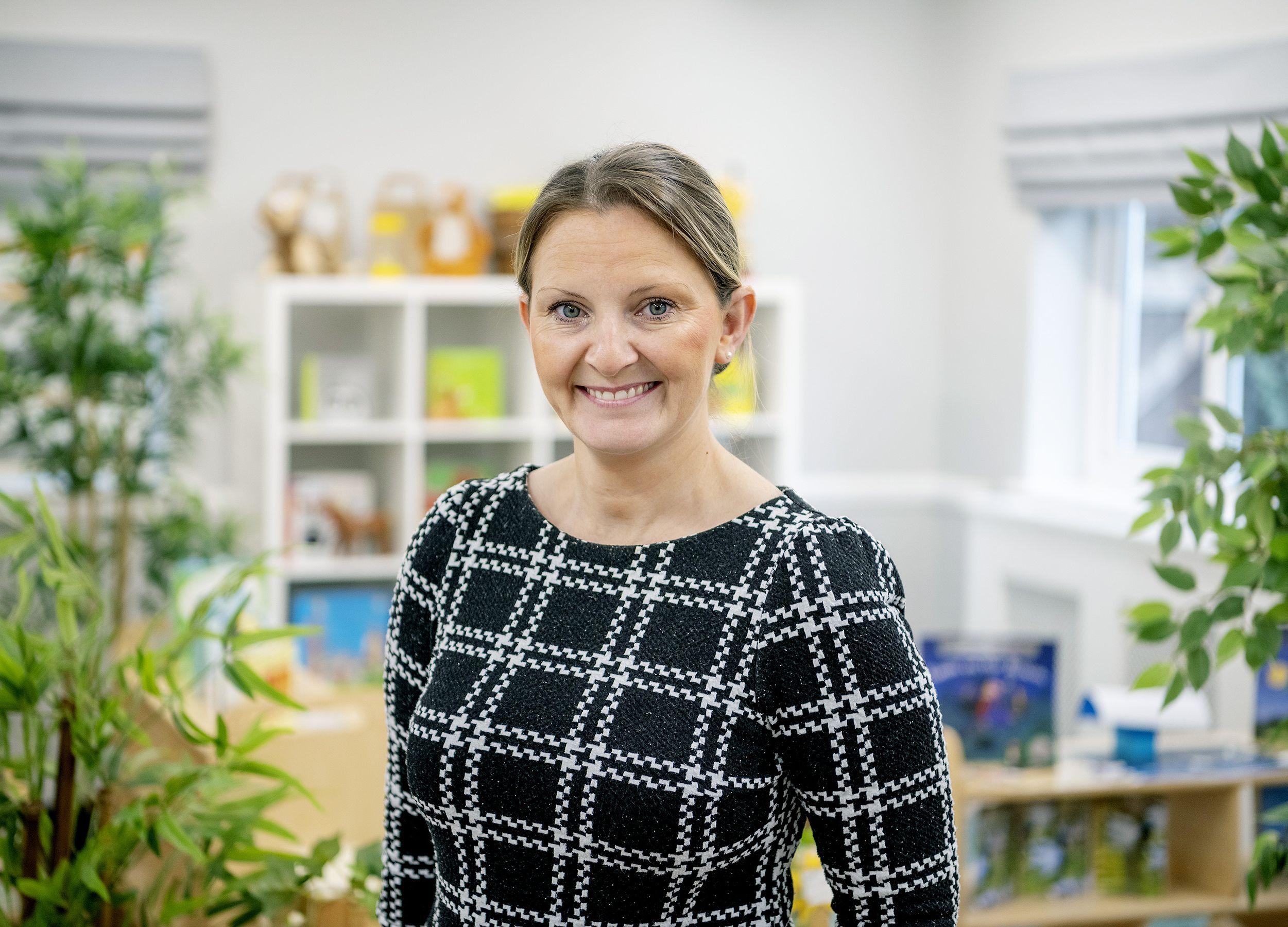 Nicola Gough - Centre Director