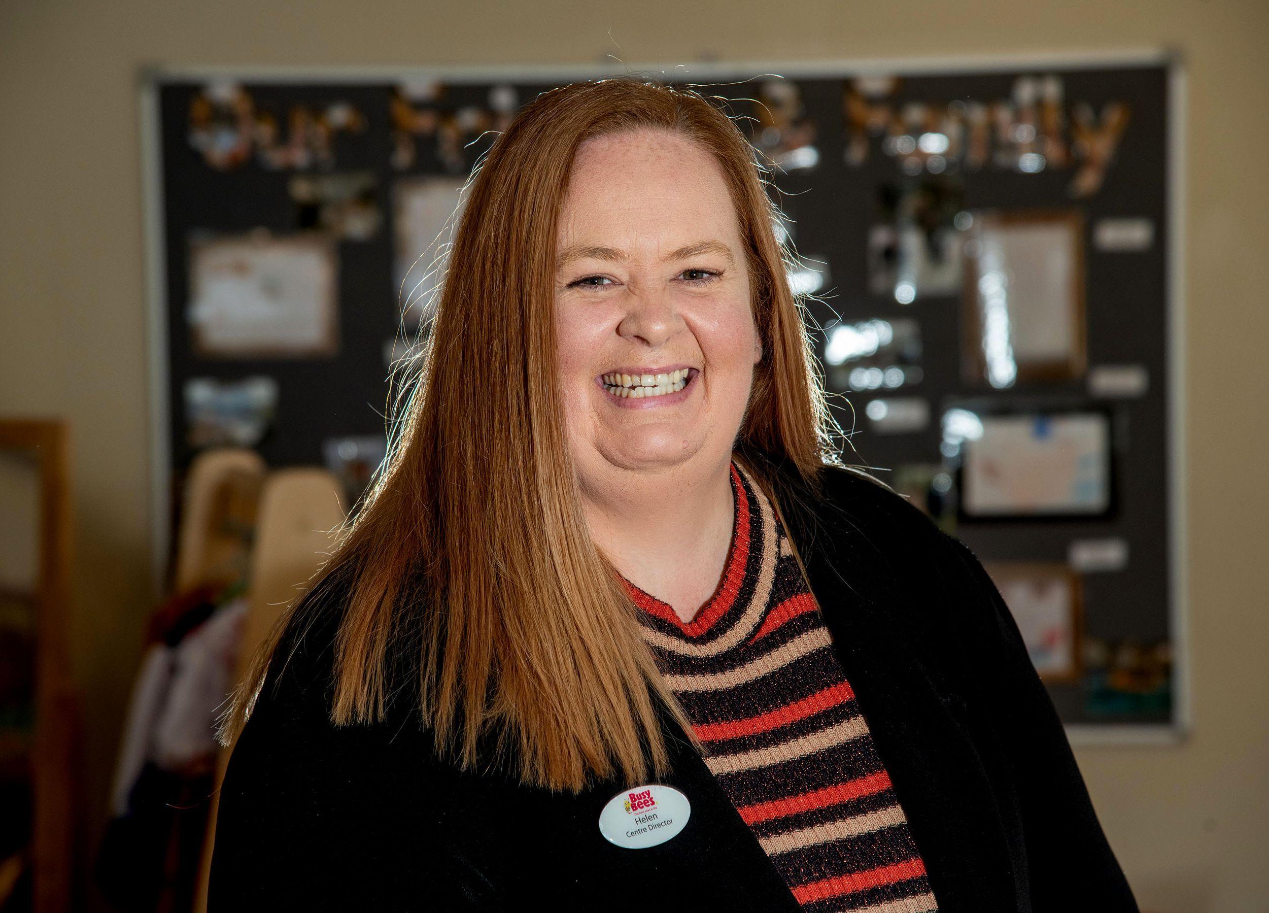 Helen Smith - Centre Director