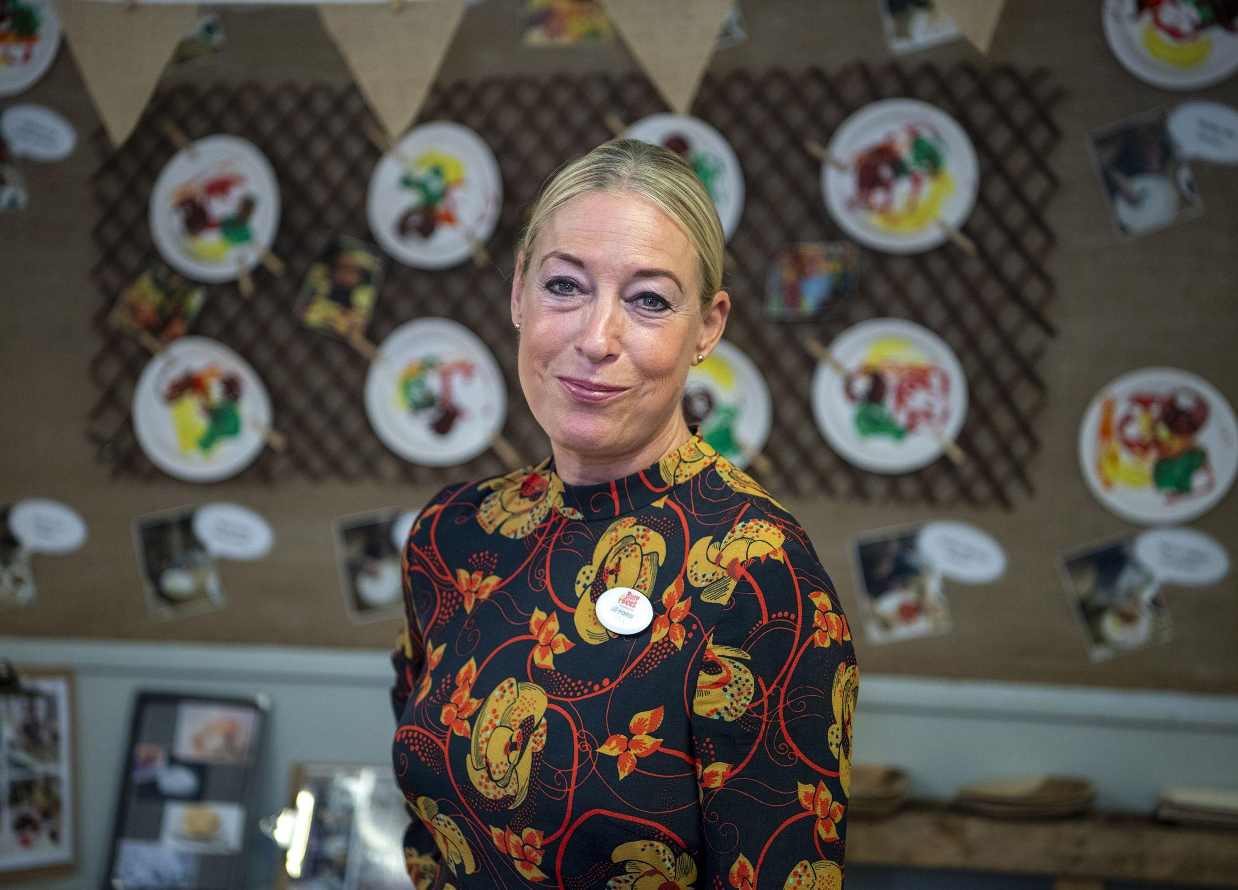 Jill Hamer - Centre Director