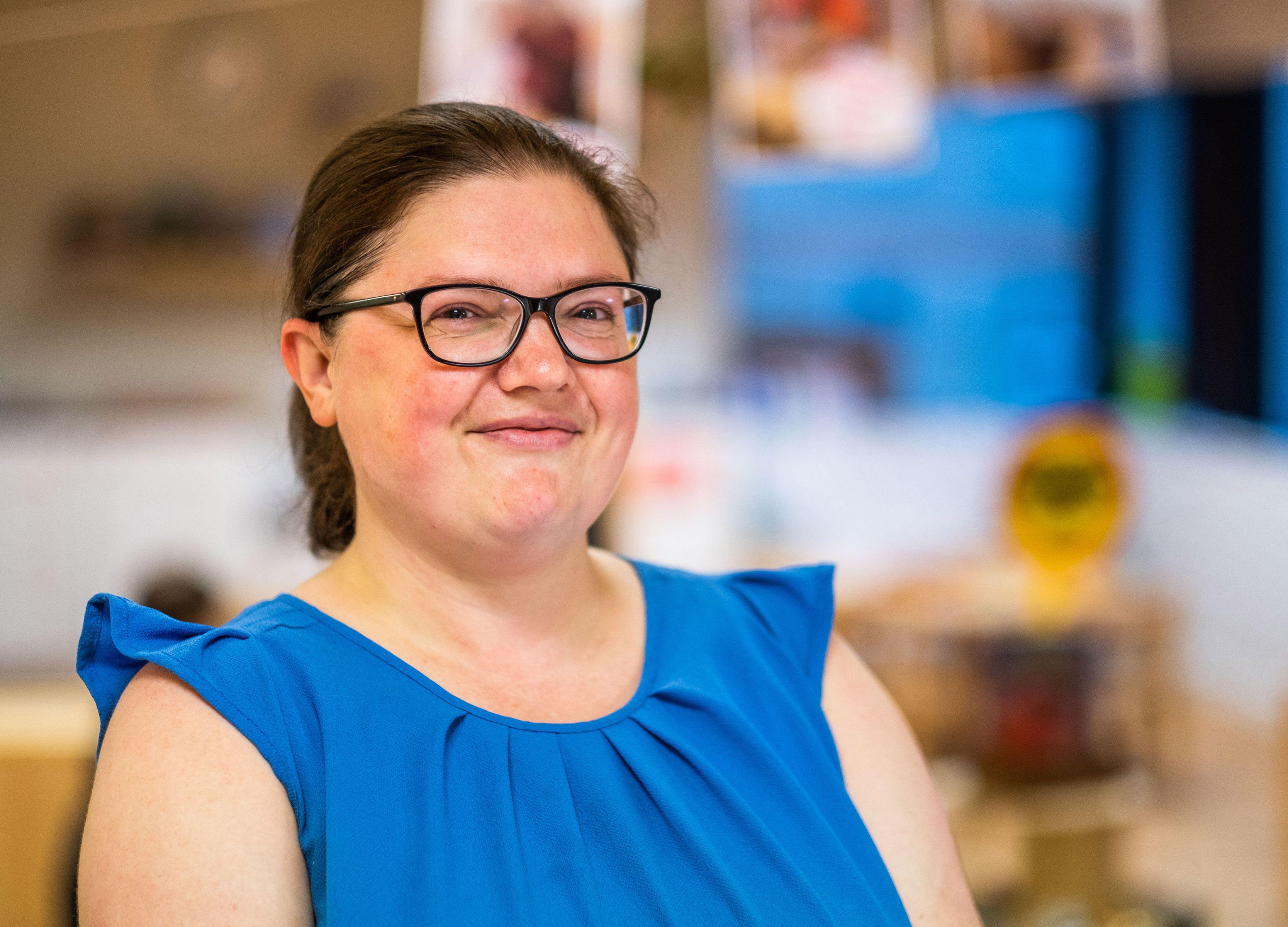 Louise Gillespie - Centre Director