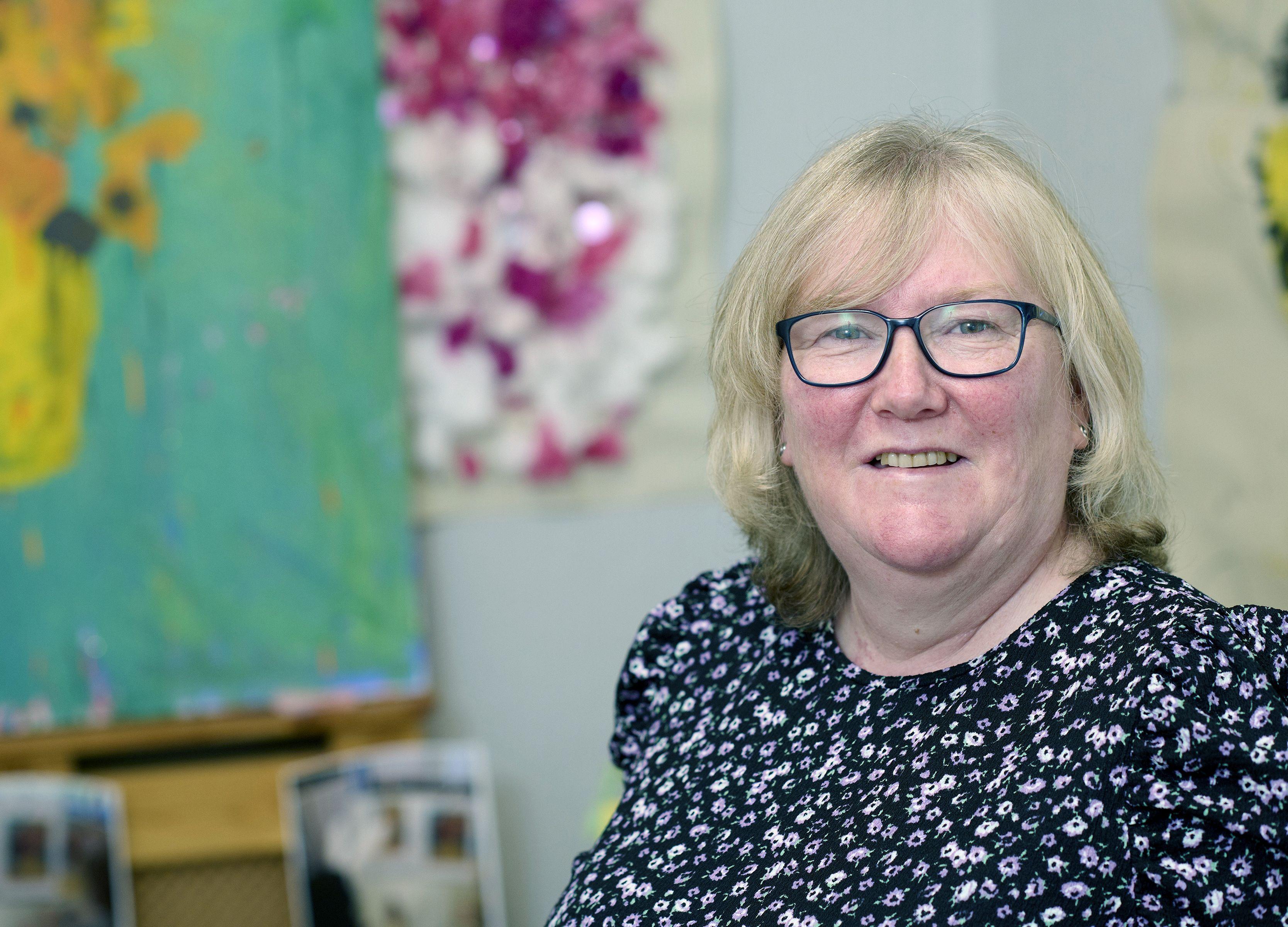 Fiona MacKenzie - Centre Director