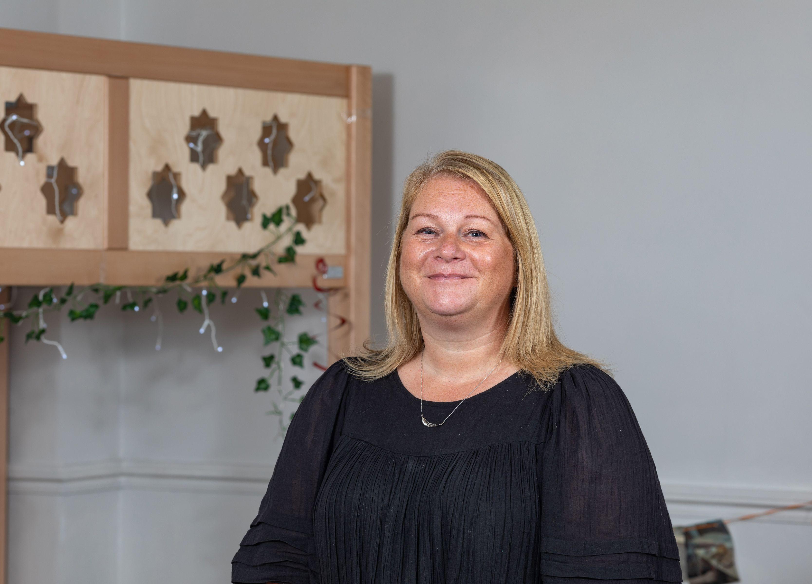 Jodie Cherry - Centre Director