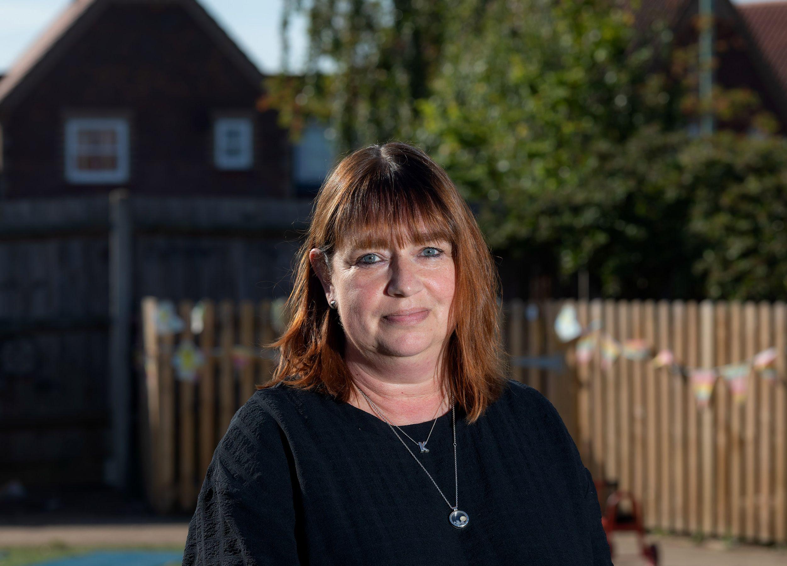 Karen Abram - Centre Director