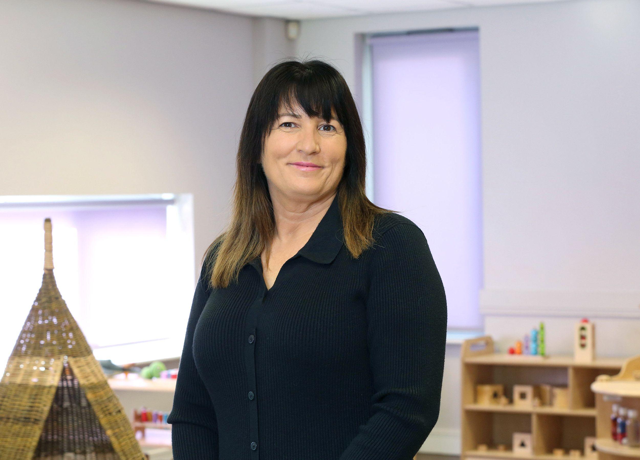 Jill Beckett - Centre Director