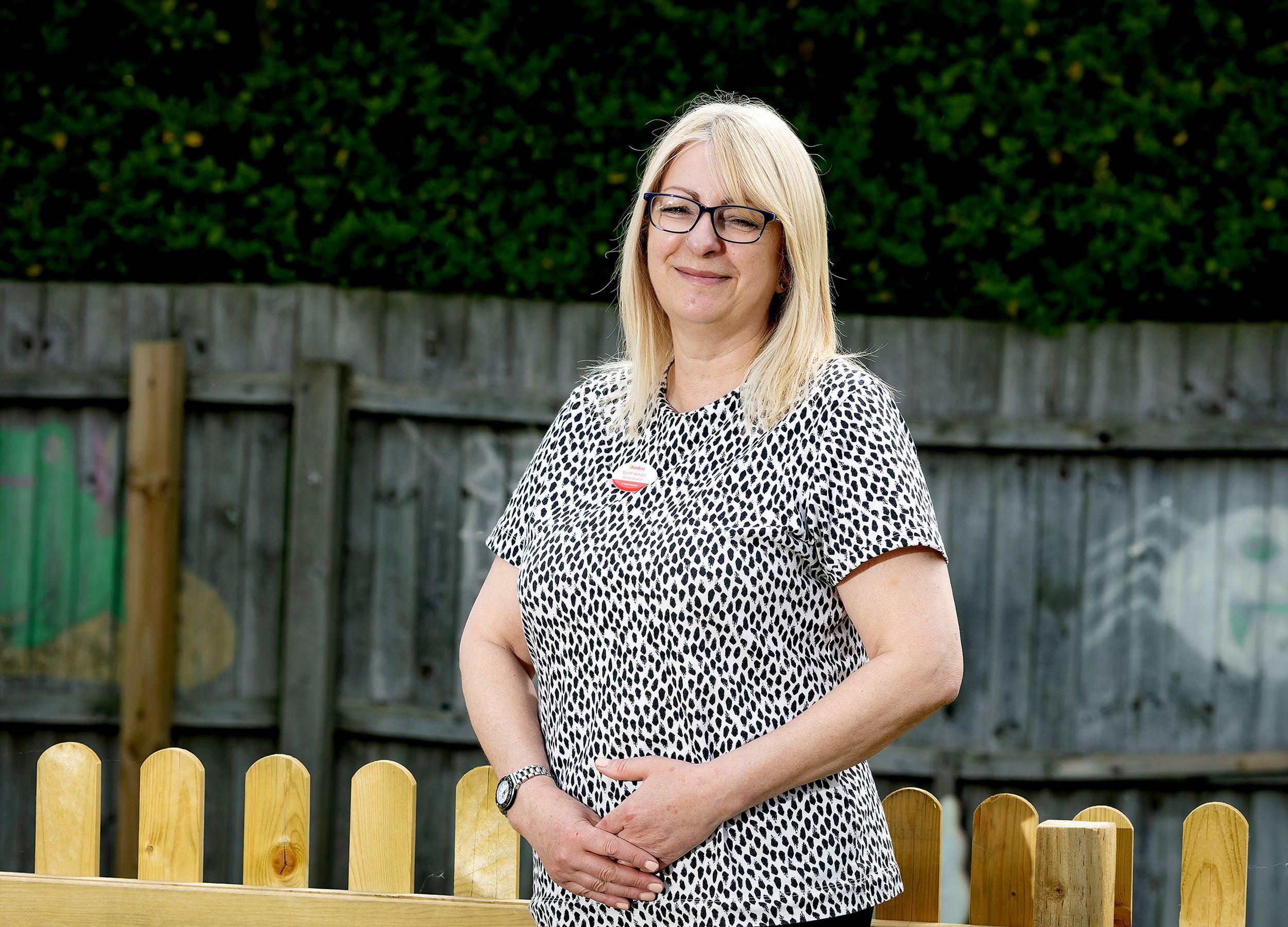 Sarah Kendall - Centre Director
