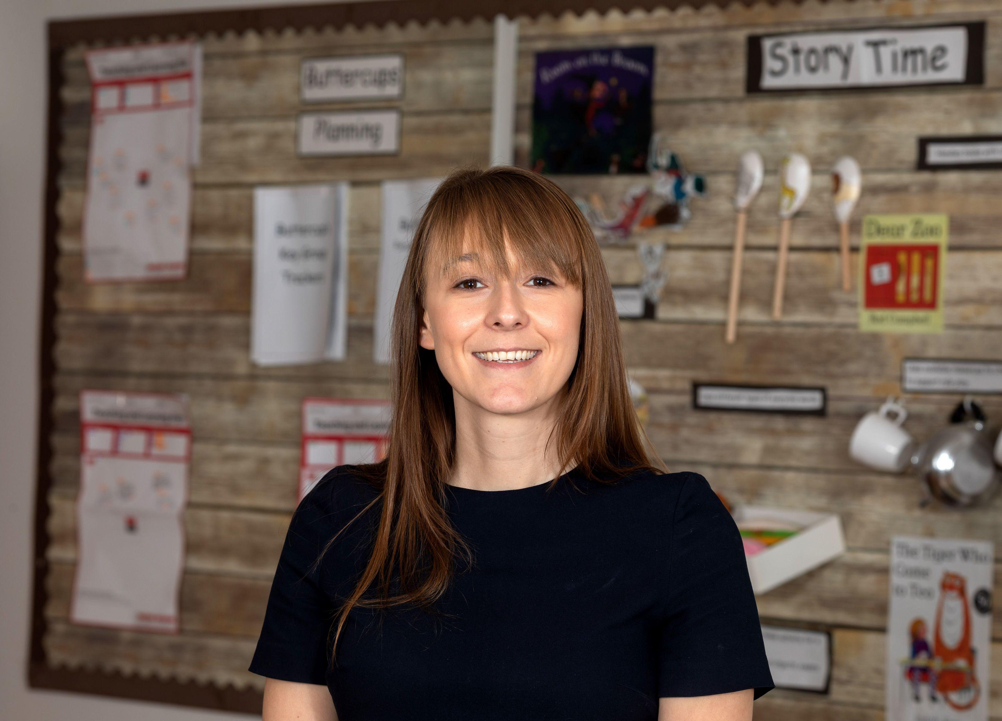 Amanda - Centre Director