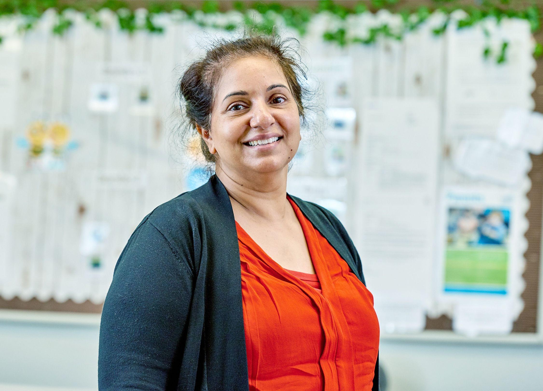 Liz Moore - Centre Director