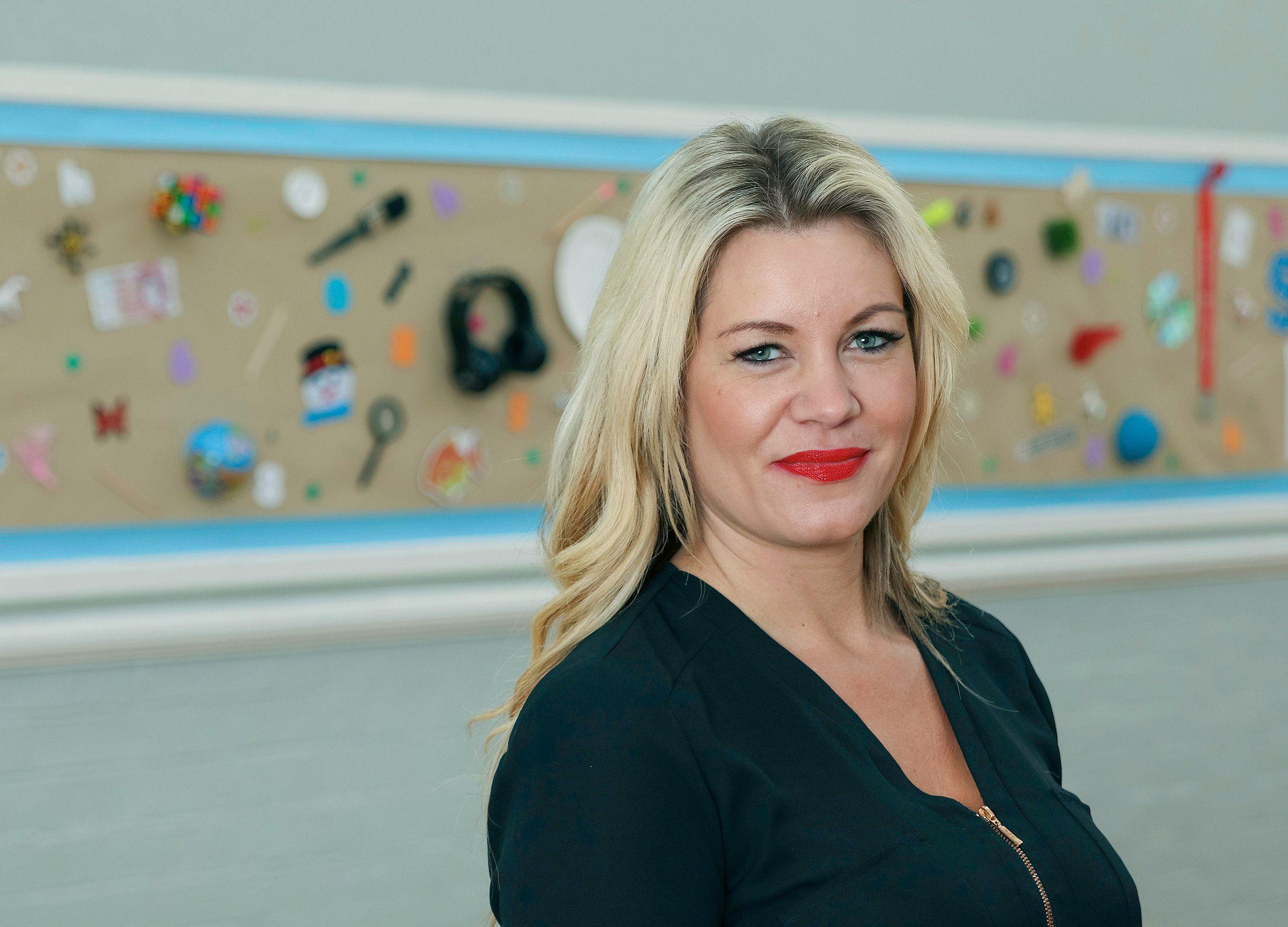 Kirsty Bartram - Centre Director