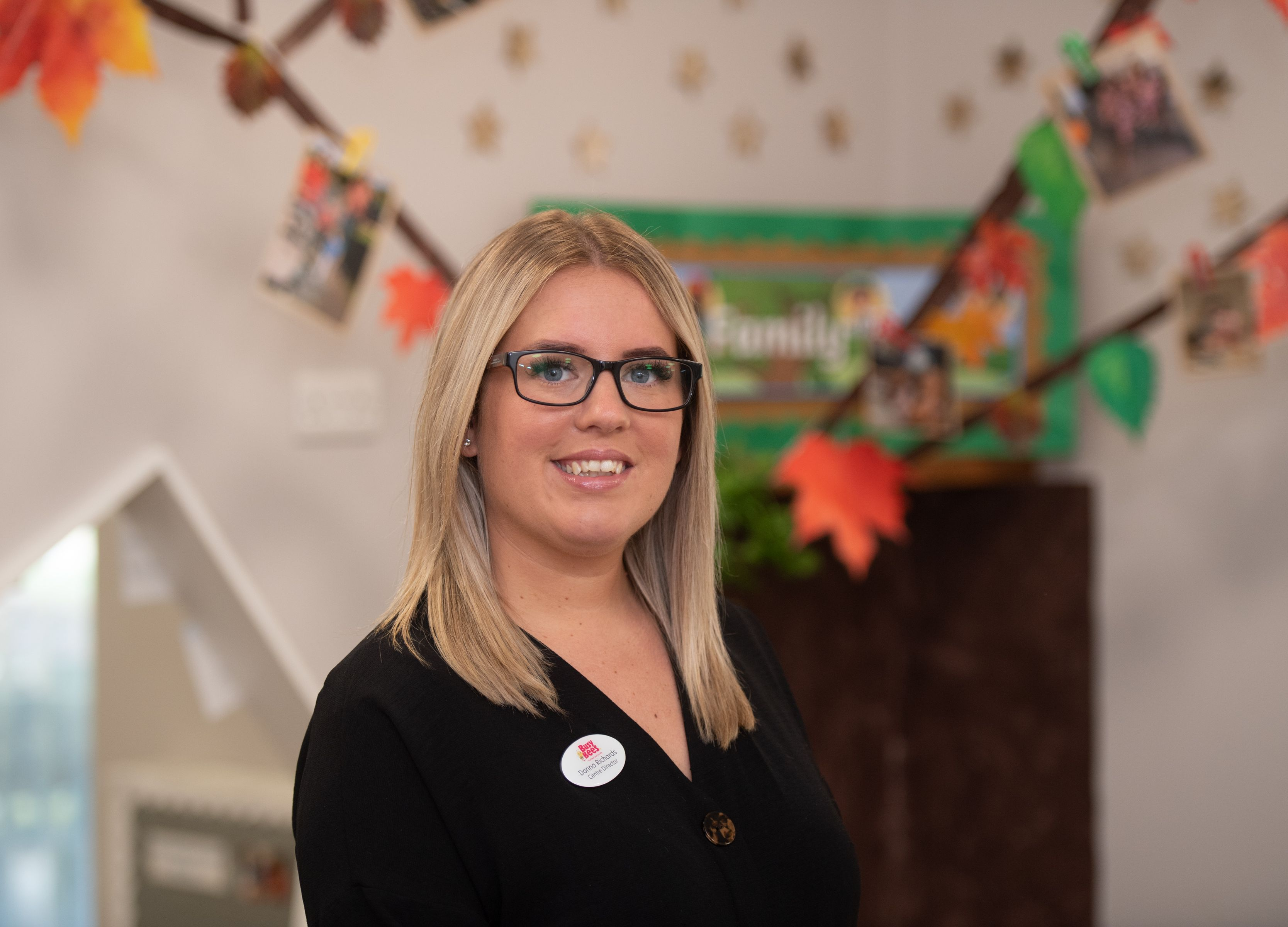 Donna Richards - Centre Director