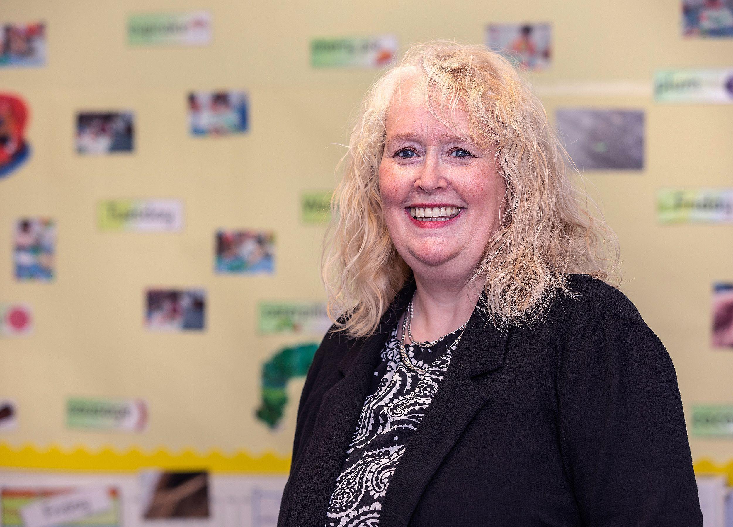 Stella Ramesh - Centre Director