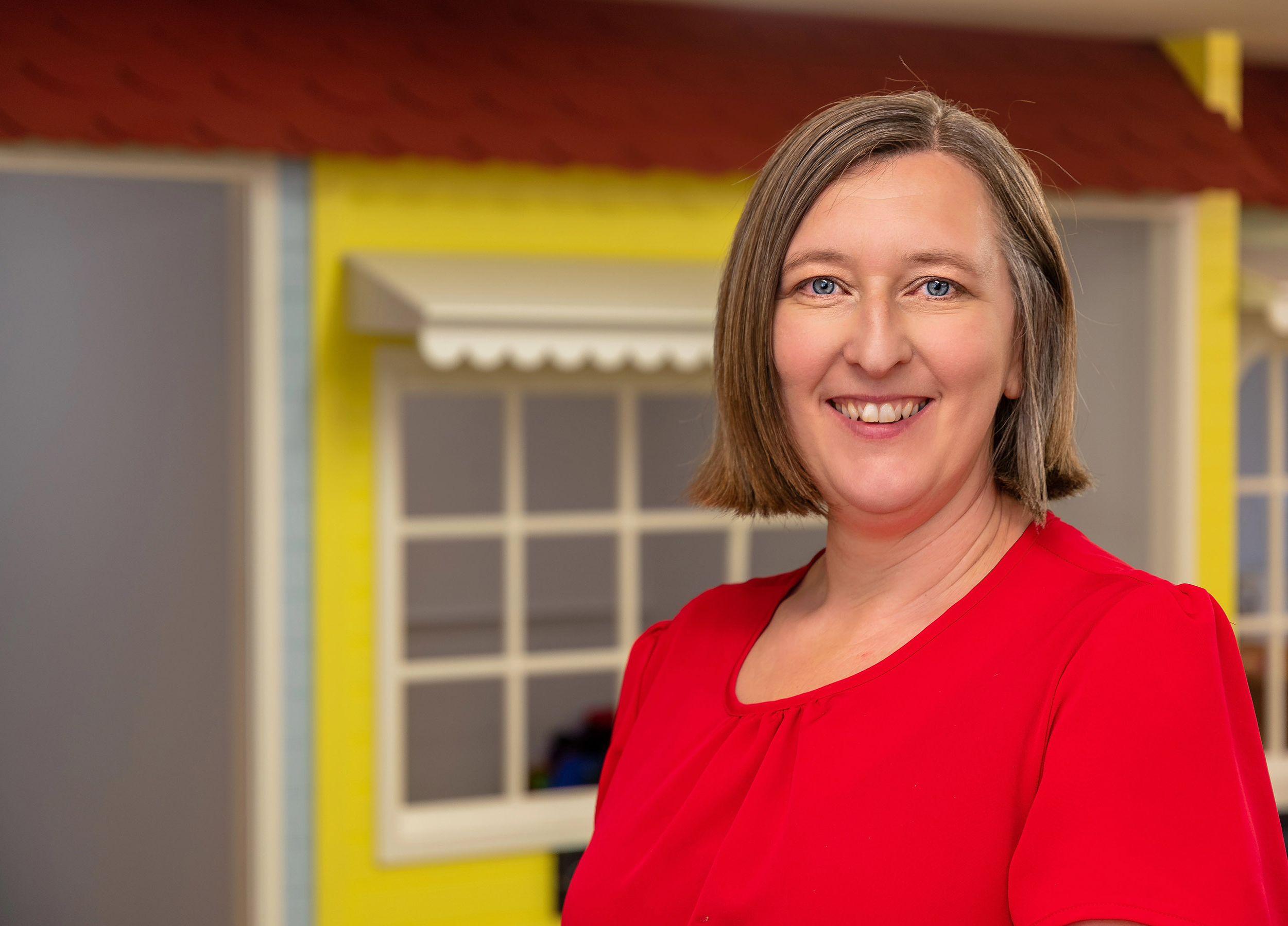 Angie Jones - Centre Director