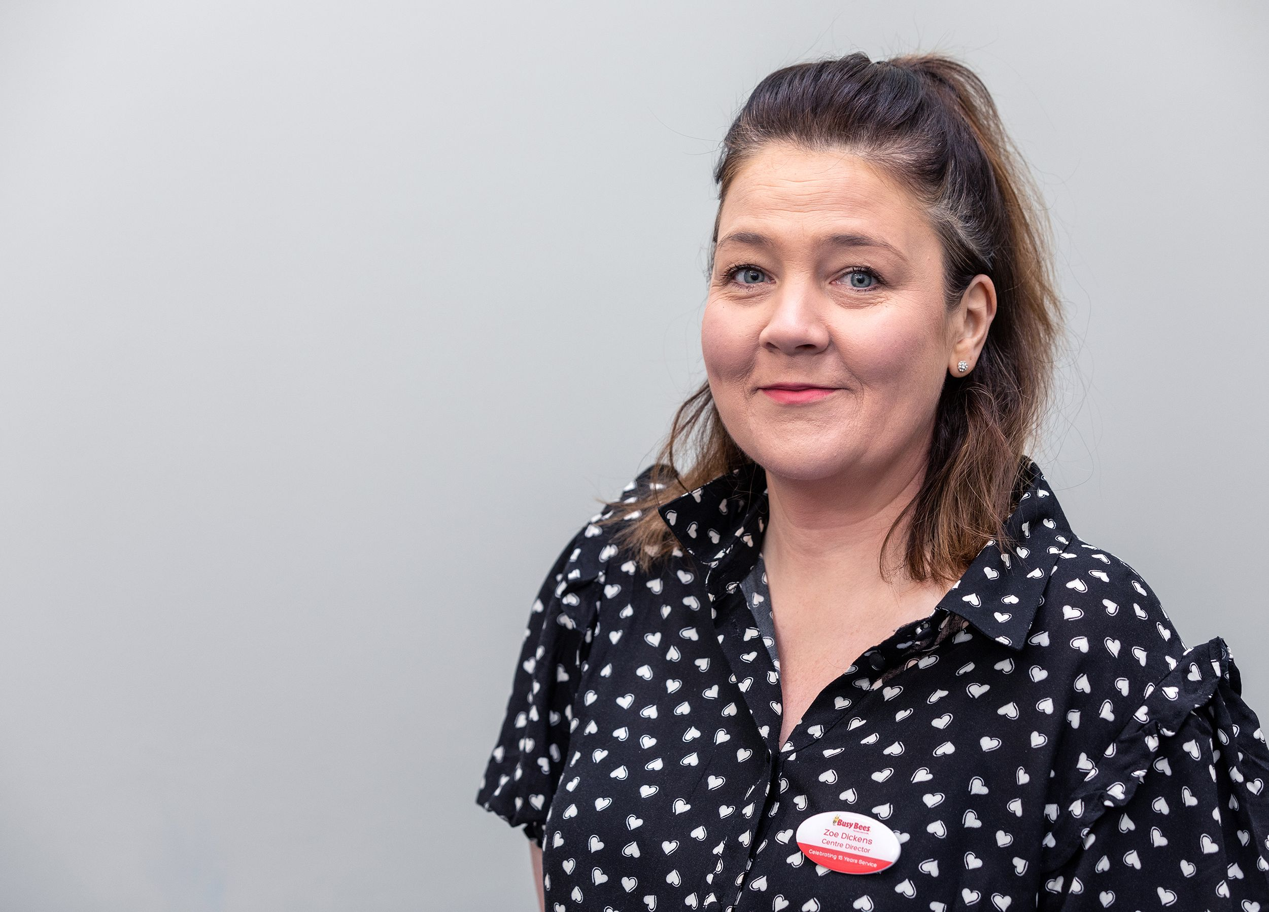 Zoe Dickens - Centre Director