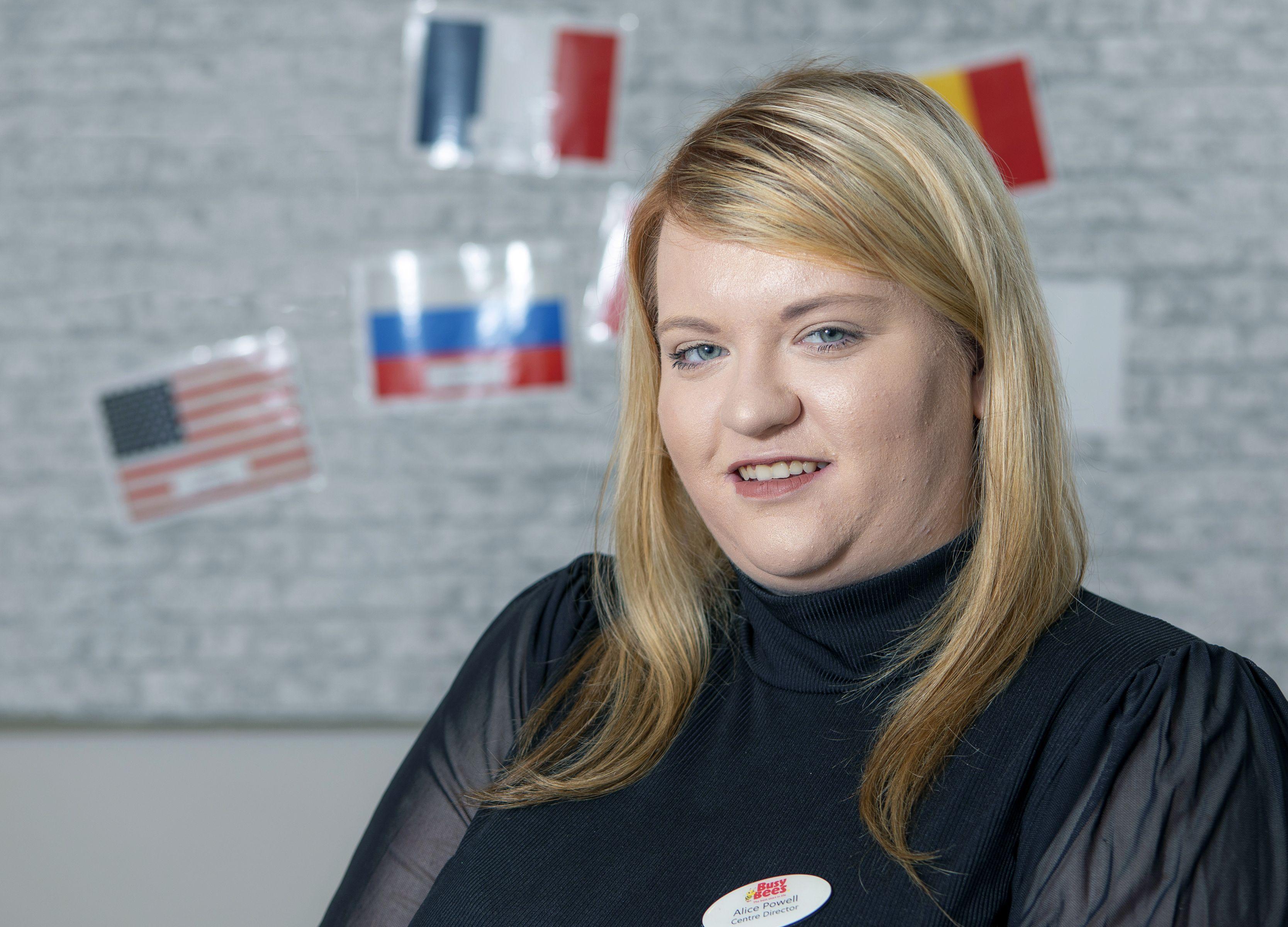 Alice - Centre Director
