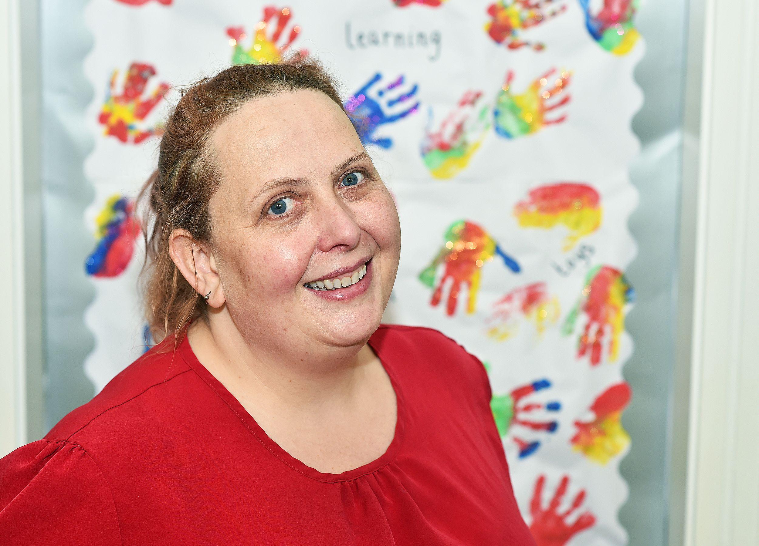Naomi Jackson - Centre Director