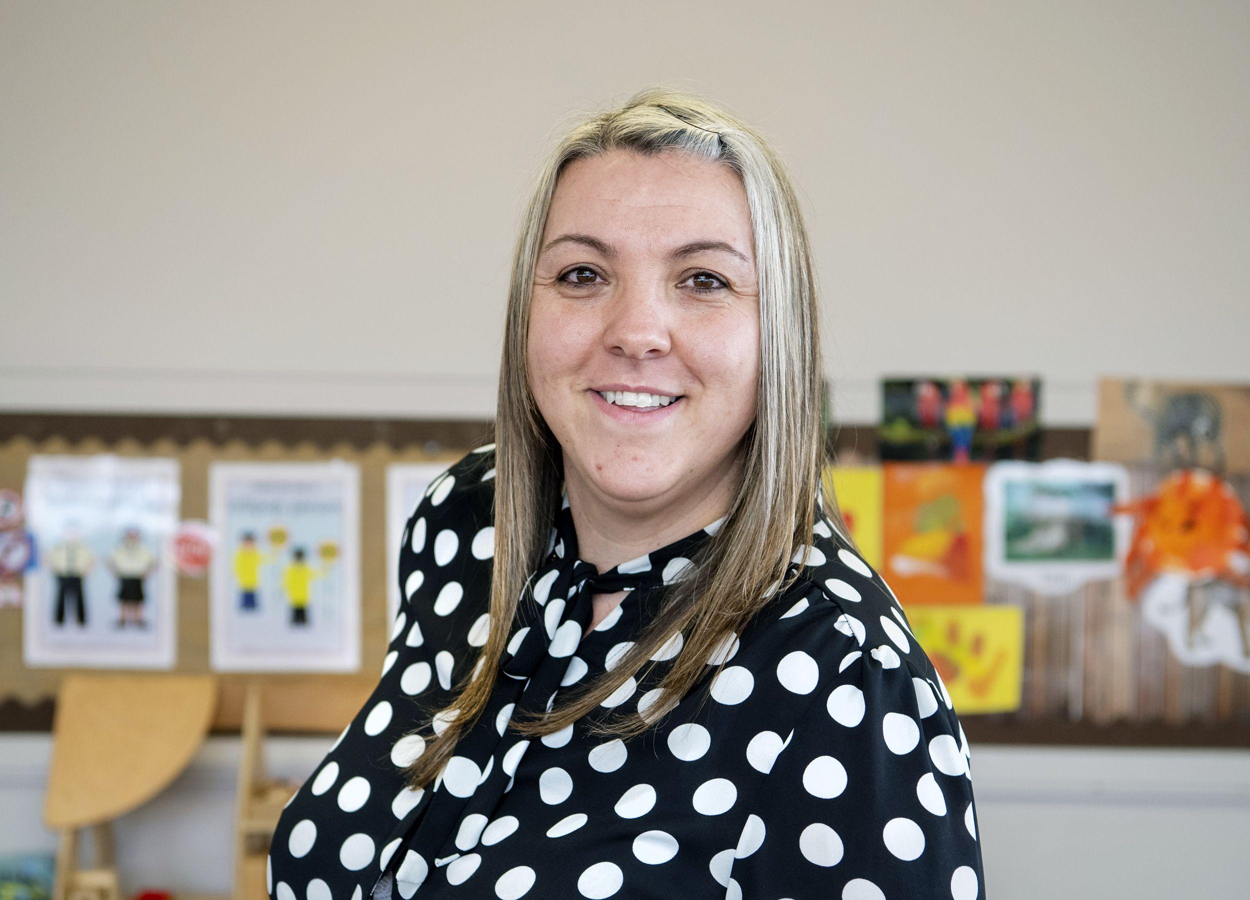 Sam Pickering - Centre Director