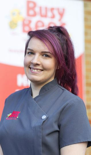 Team Member Hayley