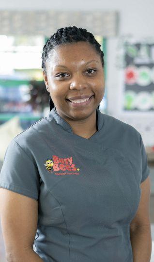Team Member Sheniece Brown