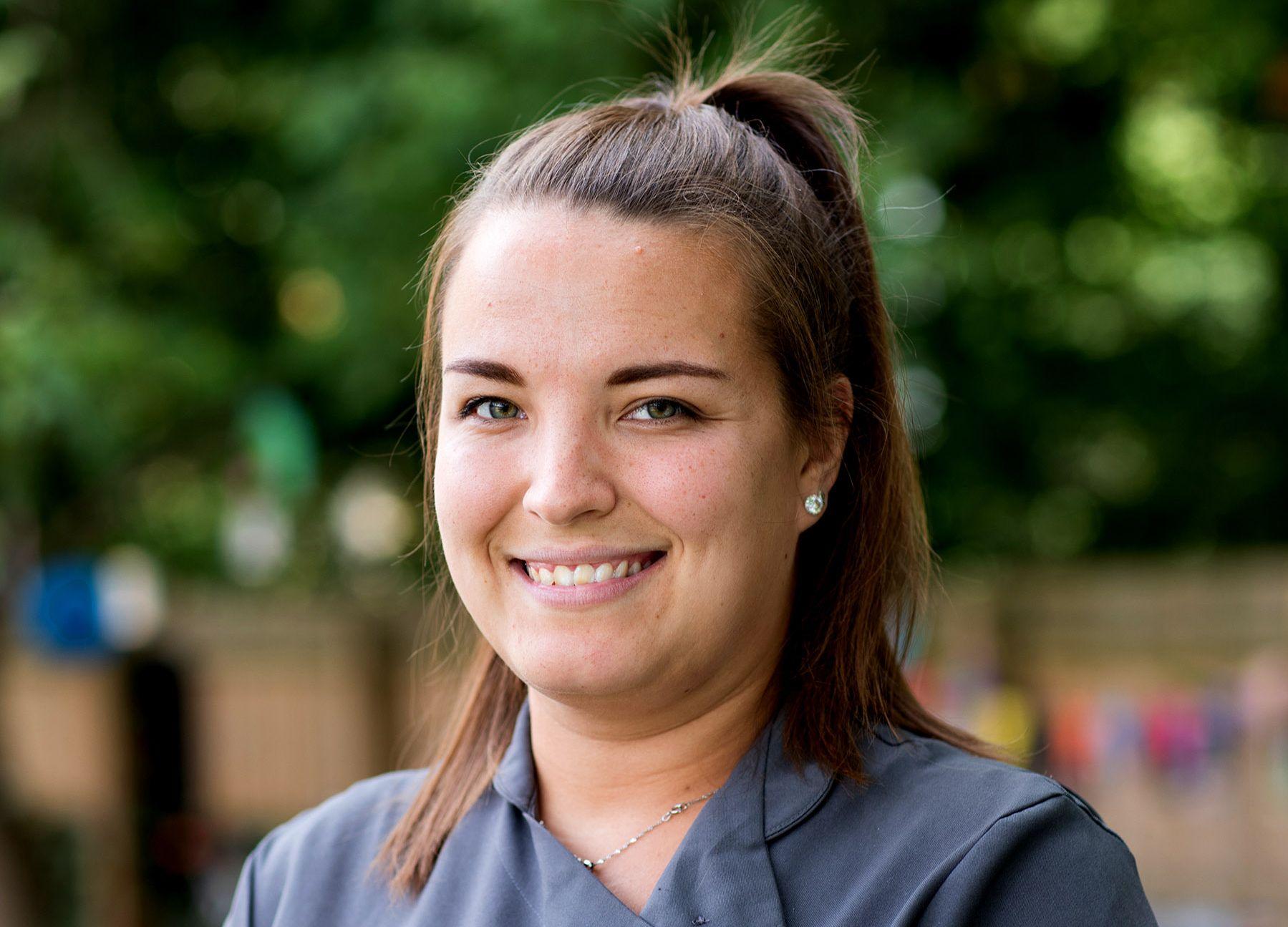 Daniel Harvey - Centre Director