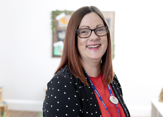 Tracy Barrow - Centre Director