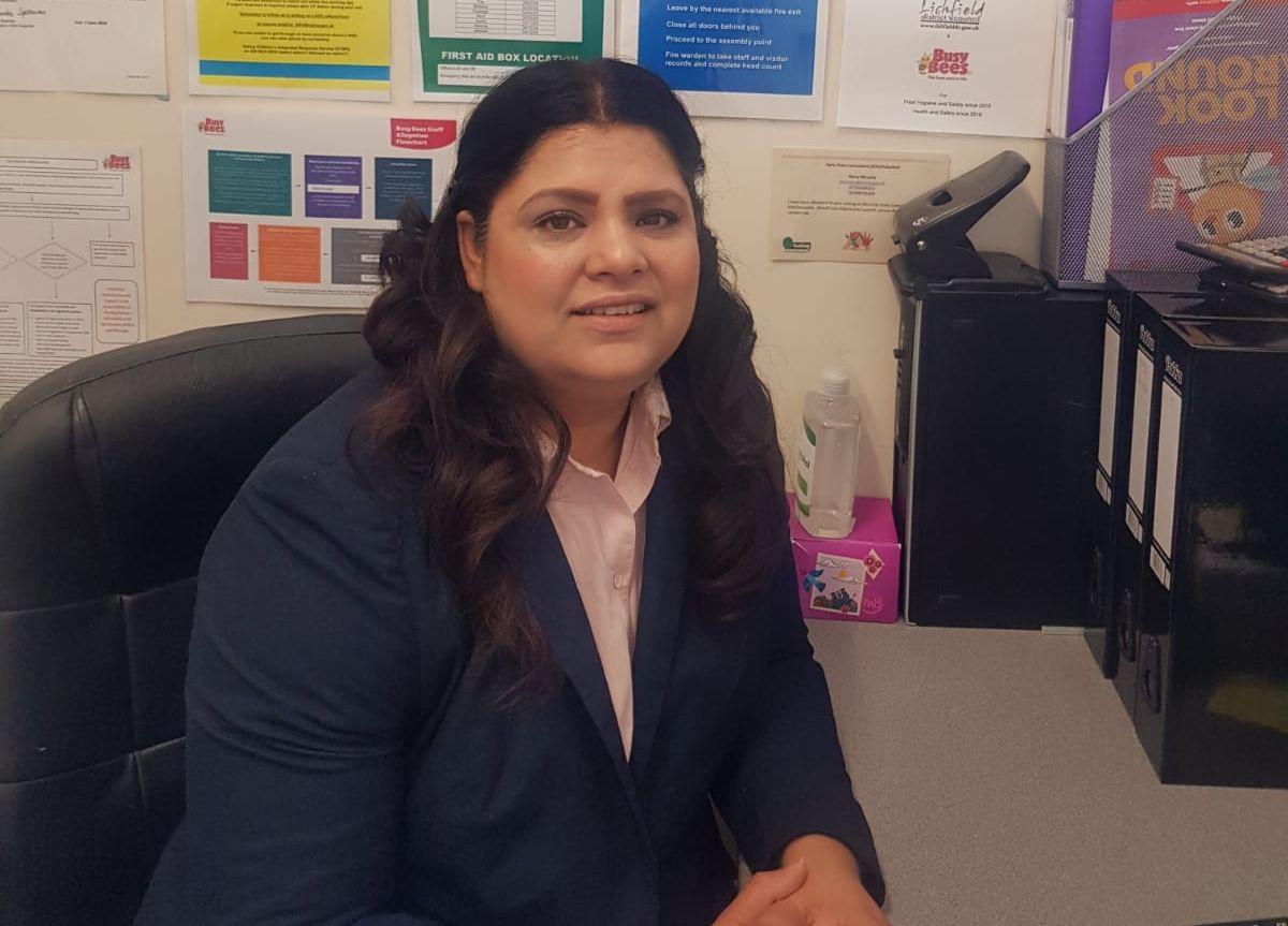 Teresa Wildash - Centre Director