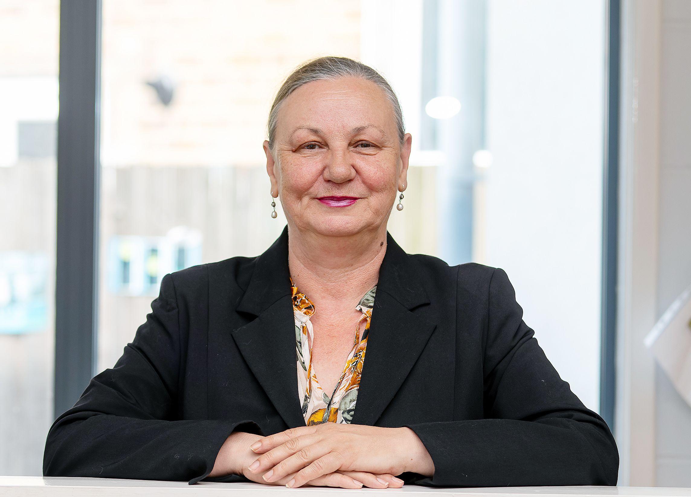 Leona Waldropt - Centre Director