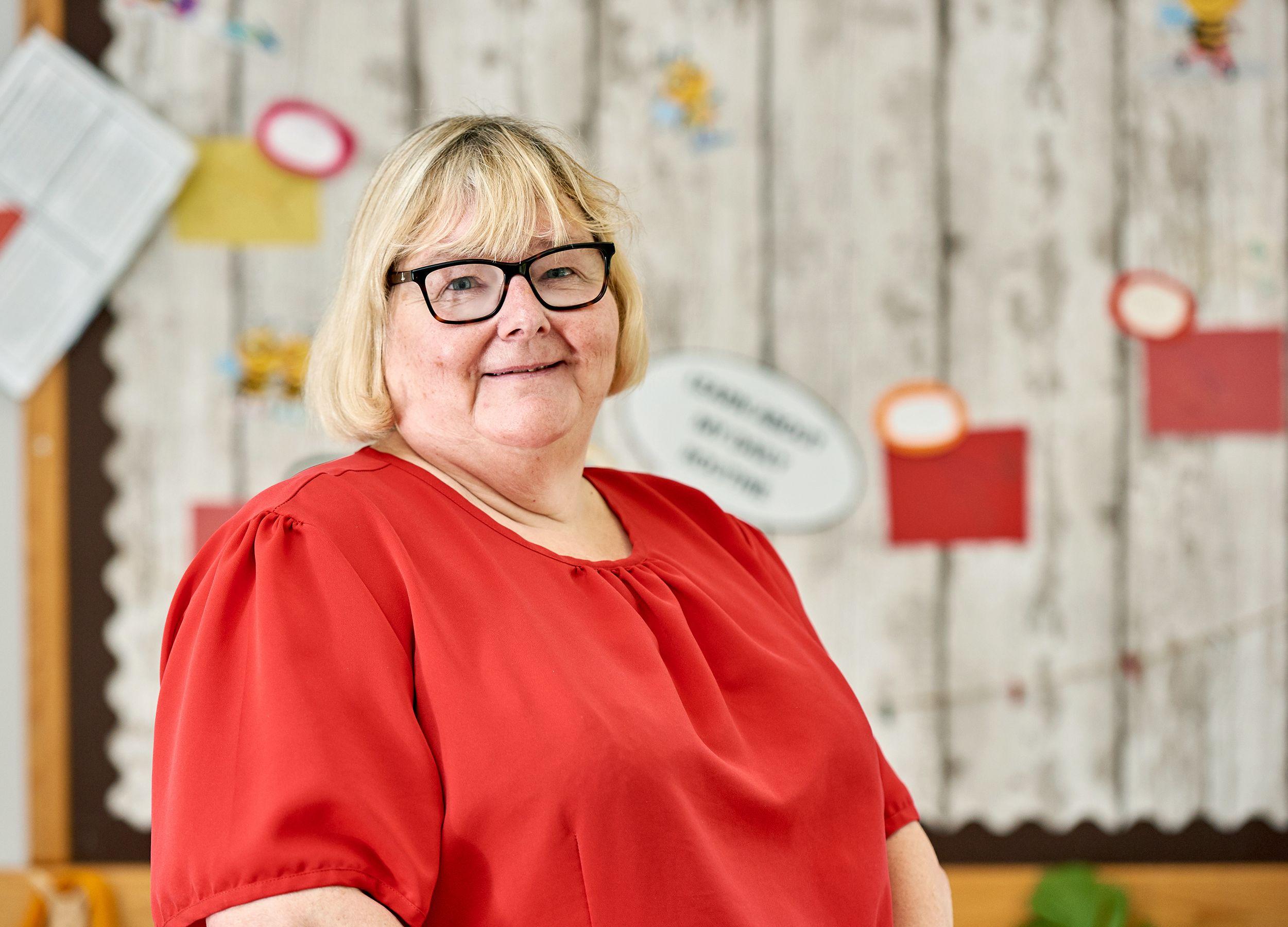 Carole Hood - Centre Director