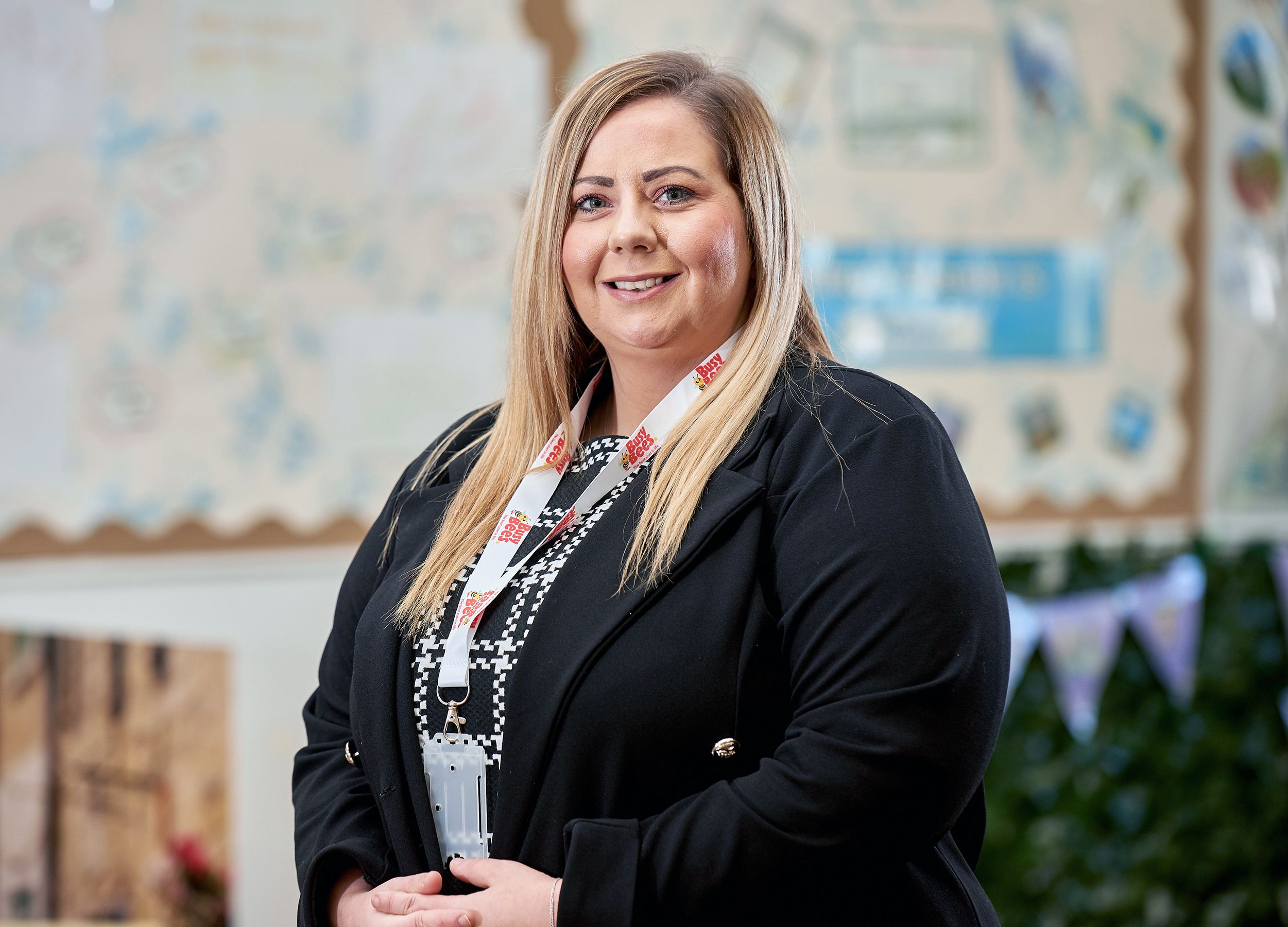 Amy Redfern - Centre Director