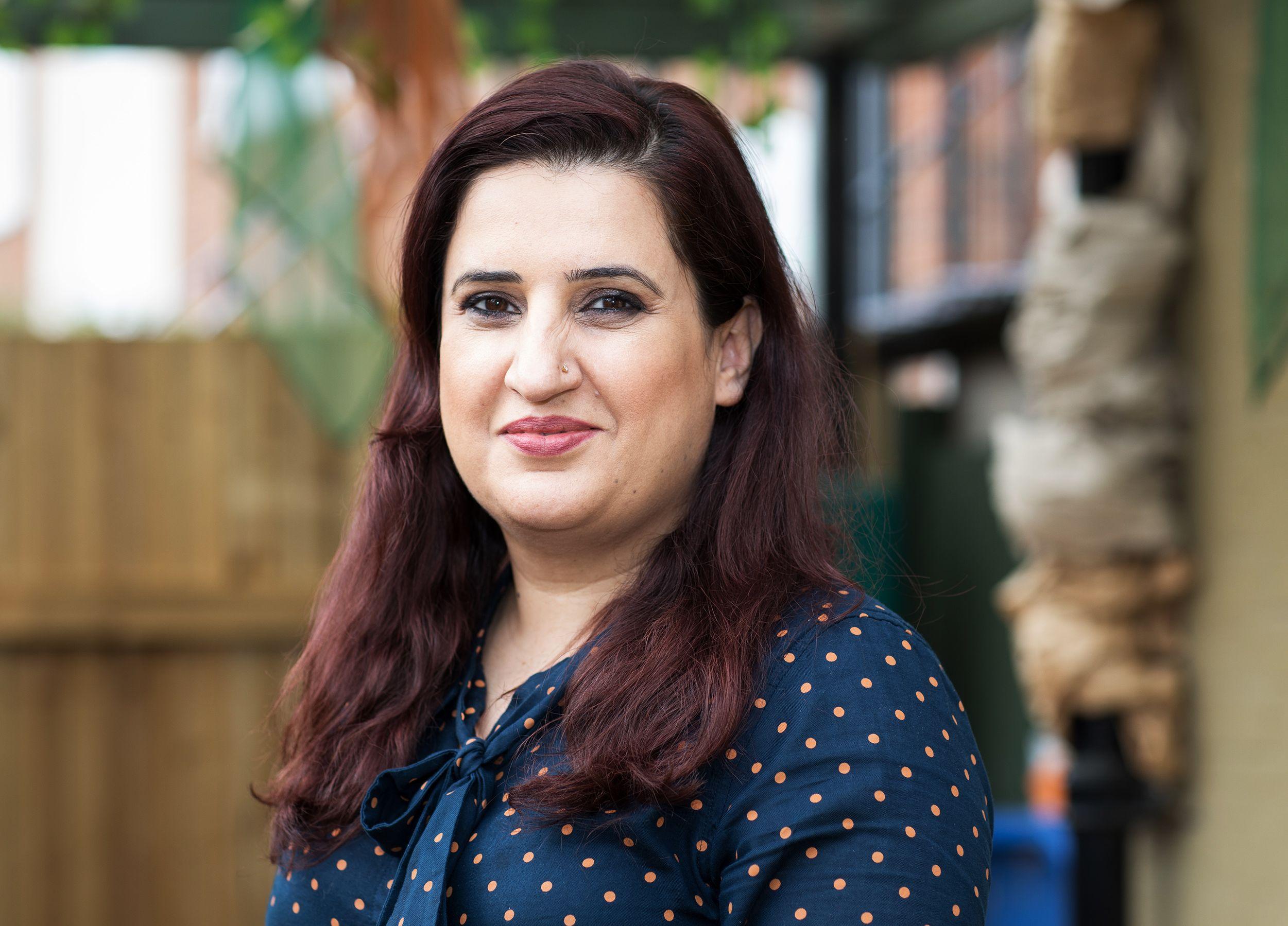 Nosheen Mahmoon - Centre Director