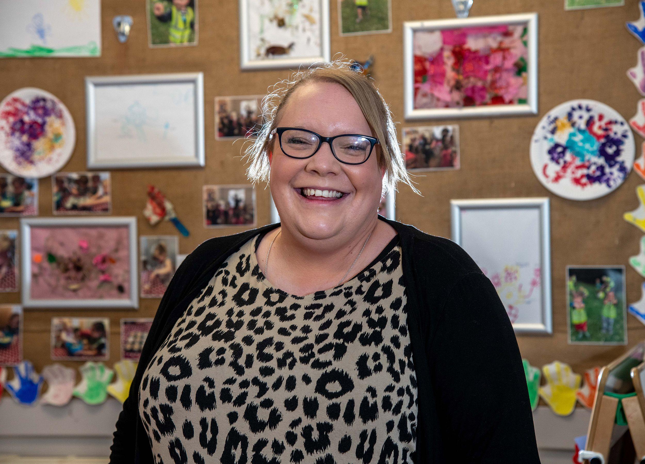 Fiona Marriott - Centre Director