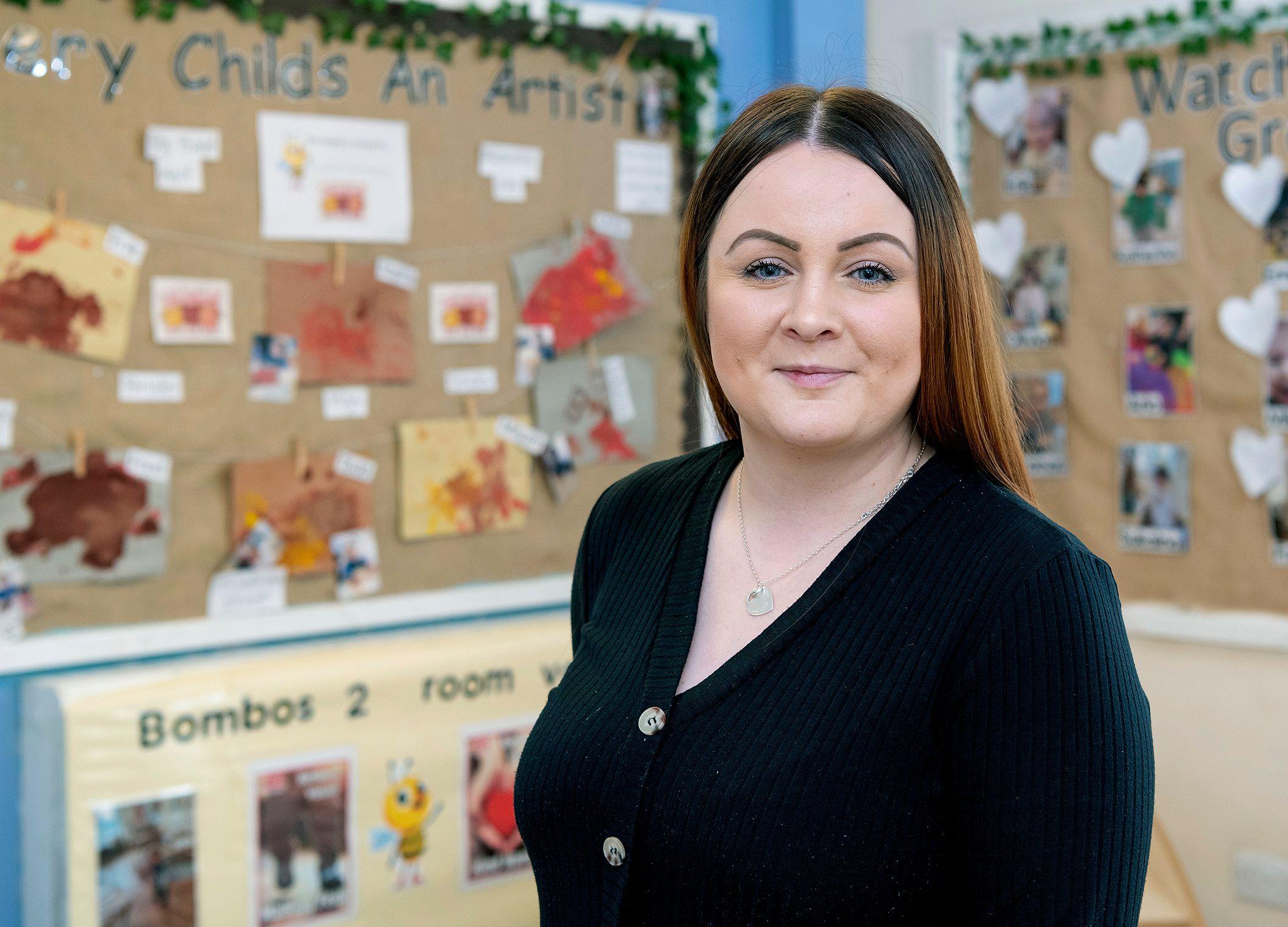 Jade Conway - Centre Director