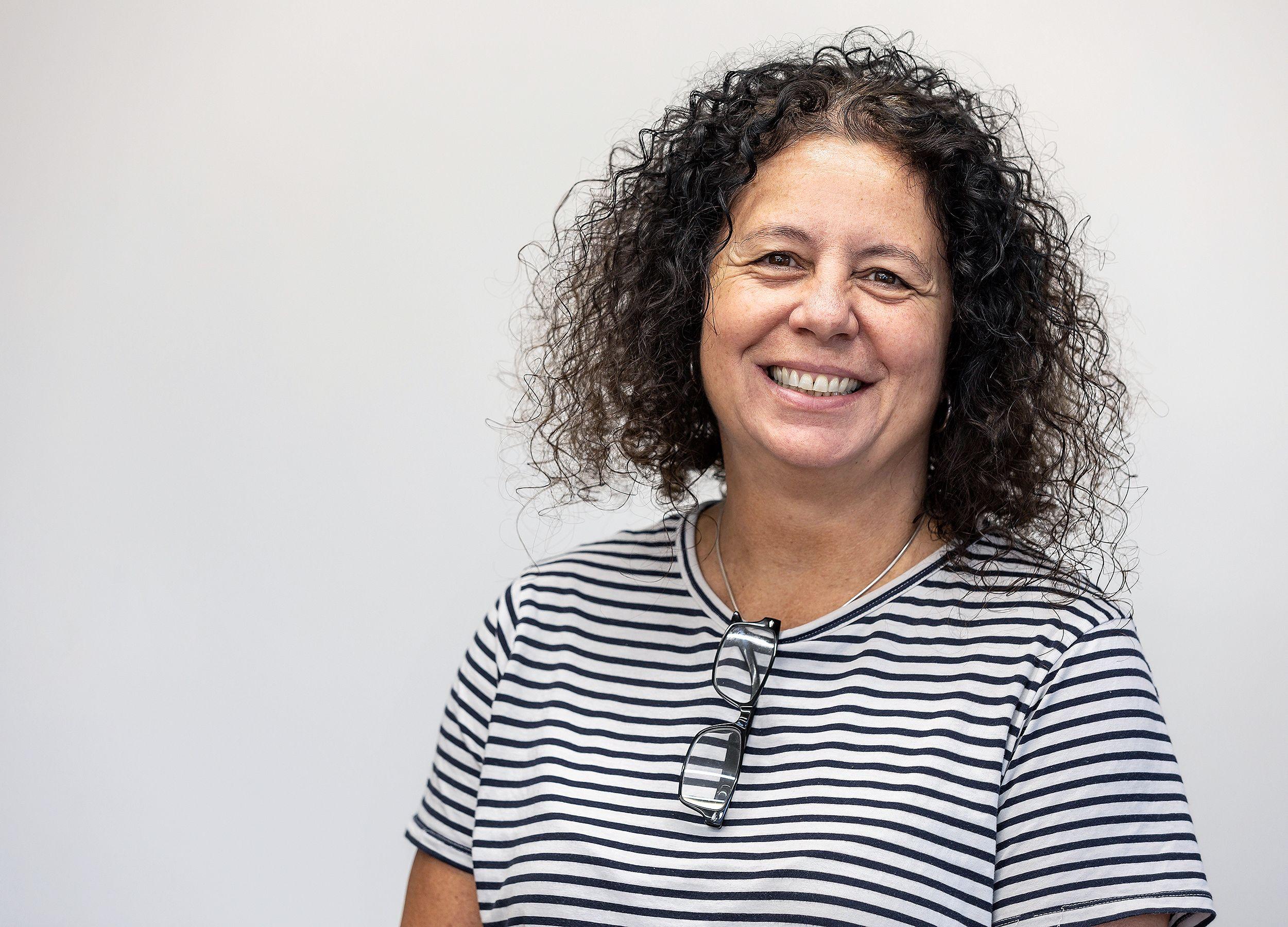 Frances Ugarte - Centre Director