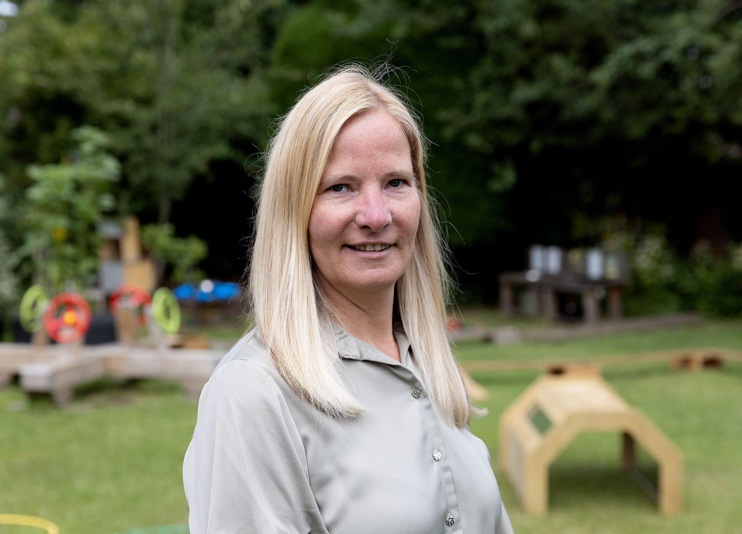 Elizabeth Charlton - Centre Director