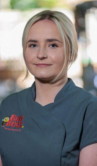 Team Member Becky Cornfoot