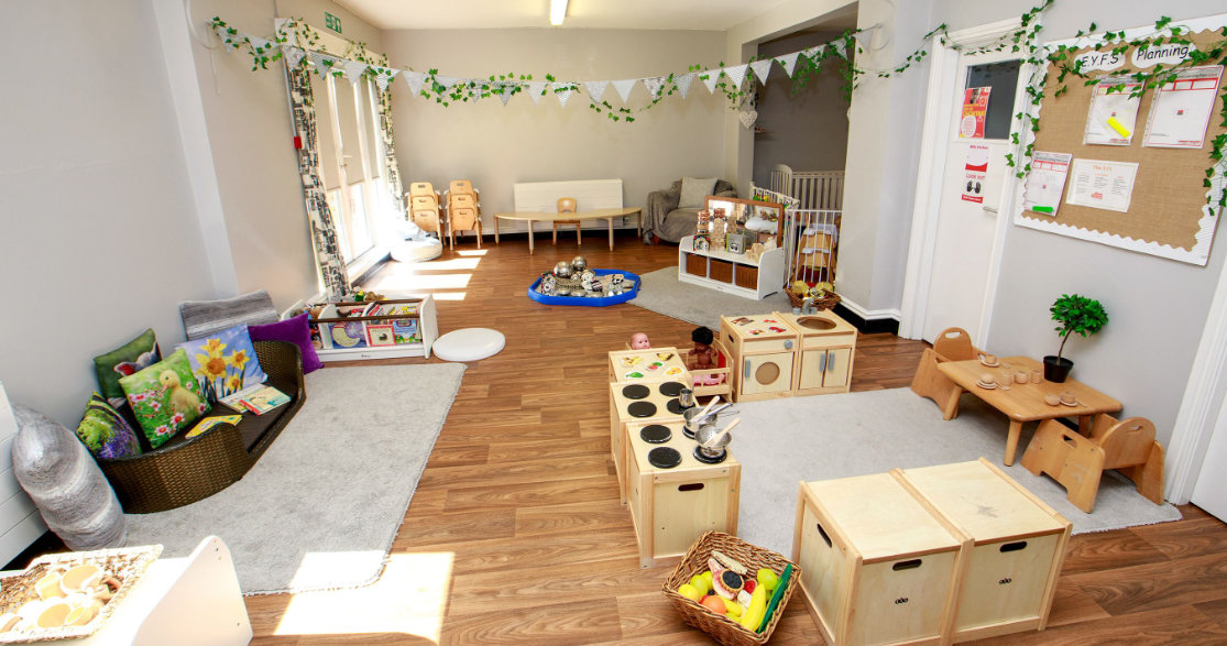 Tibbi Tots Nursery in Southport gallery photo 3
