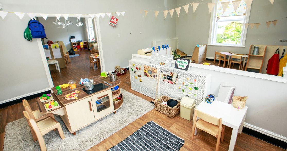 Tibbi Tots Nursery in Southport gallery photo 5