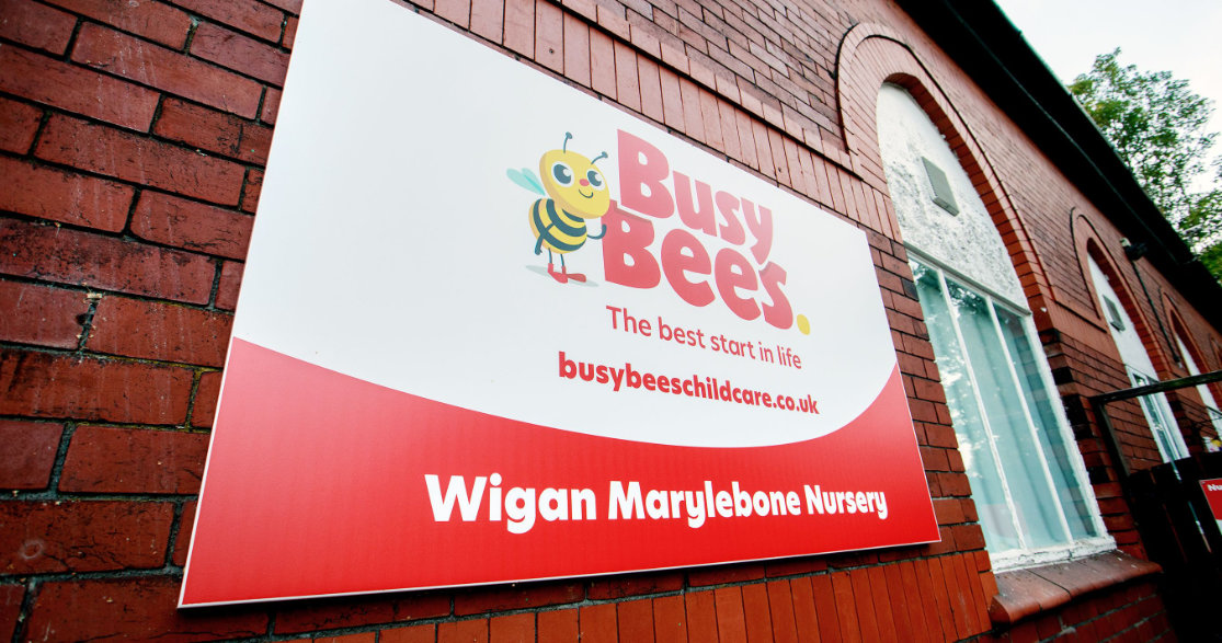Busy Bees at Wigan, Marylebone gallery photo 2