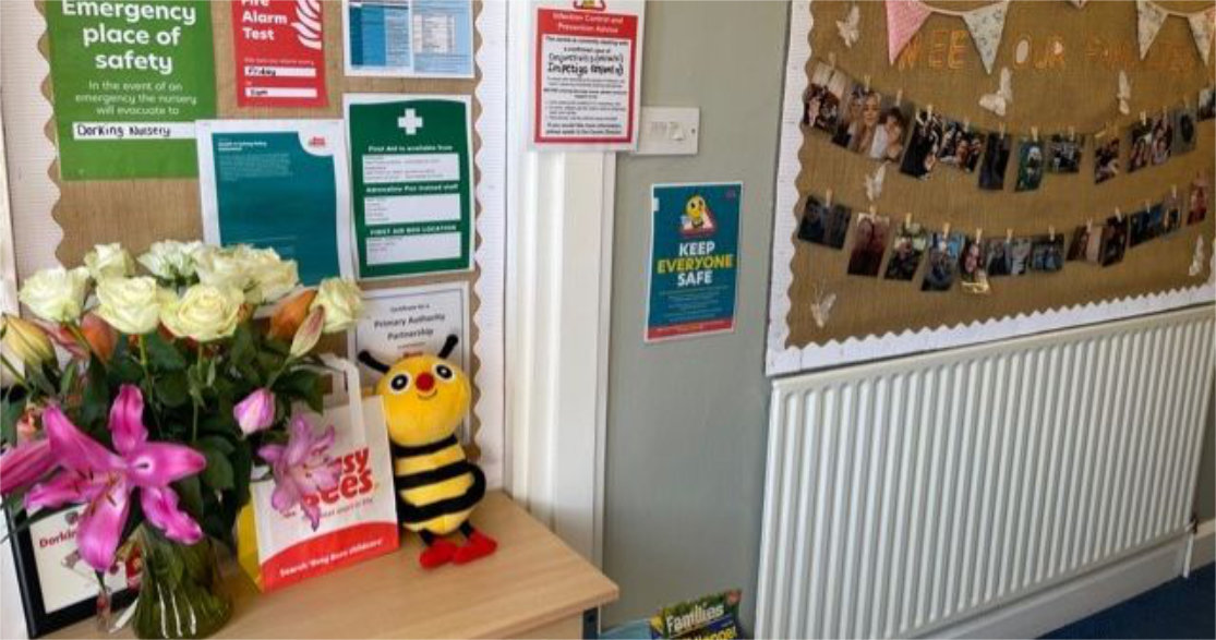 Busy Bees at Dorking Westcott Road gallery photo 6