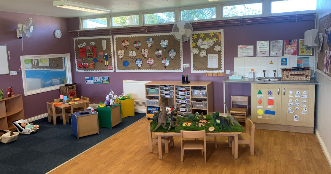 Treetops Holme Park Day Nursery, Reading gallery photo 8