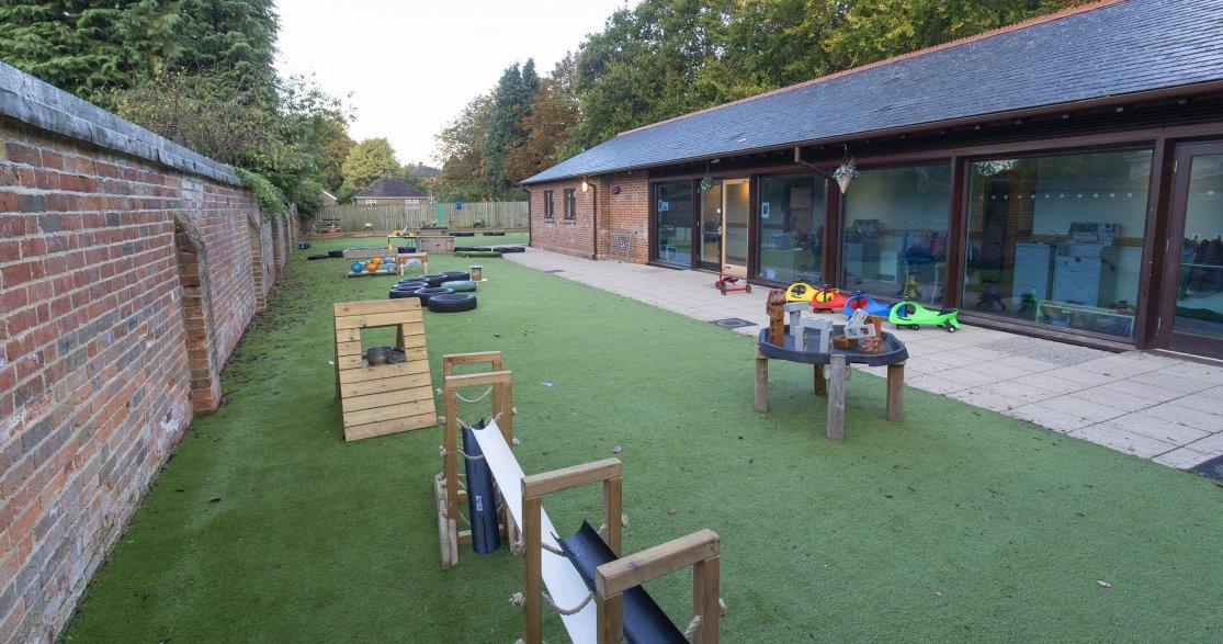 Bramleys Day Nursery Ardington gallery photo 3