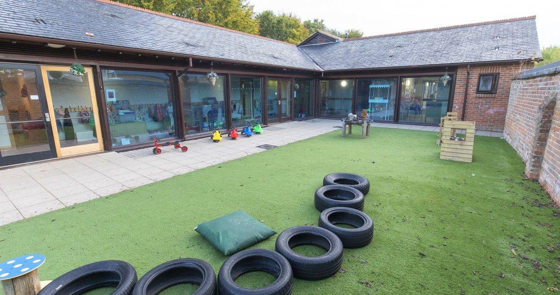 Bramleys Day Nursery Ardington gallery photo 4