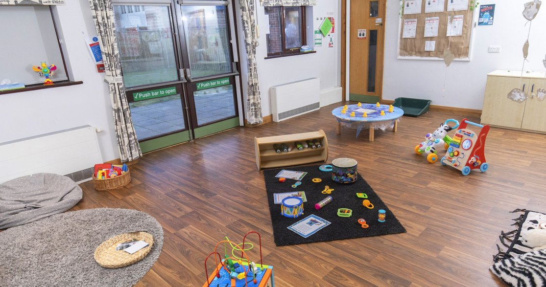 Bramleys Day Nursery Ardington gallery photo 5