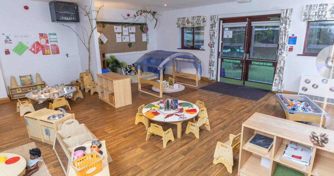 Bramleys Day Nursery Ardington gallery photo 6