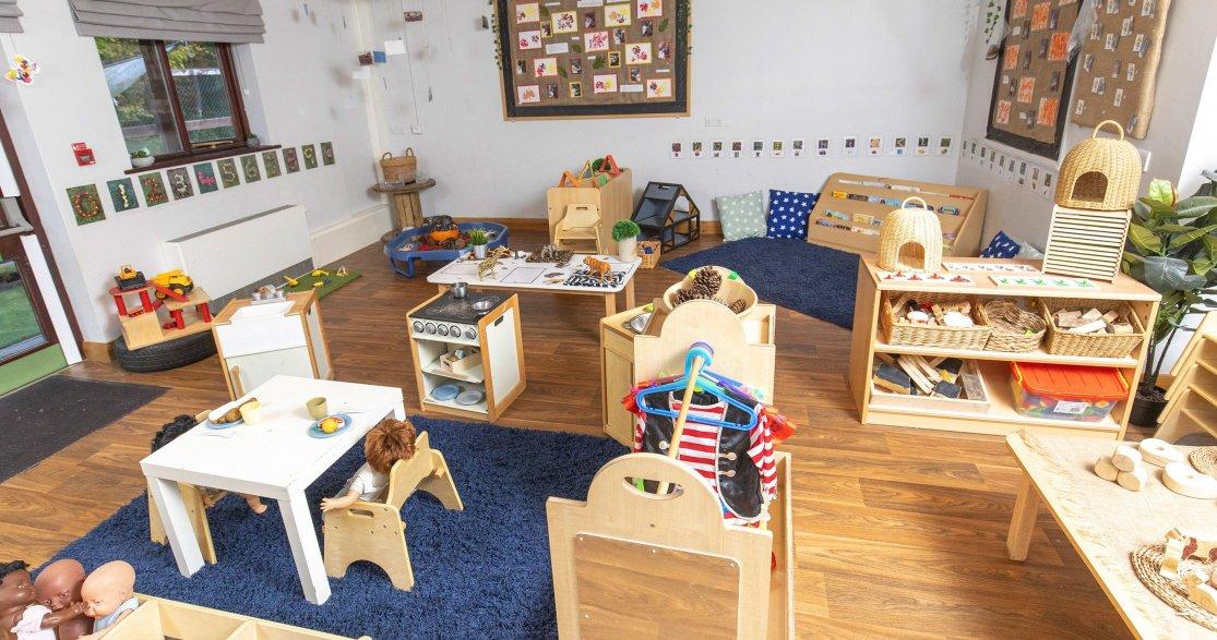 Bramleys Day Nursery Ardington gallery photo 7