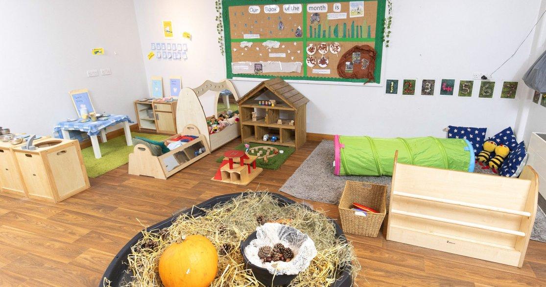 Bramleys Day Nursery Ardington gallery photo 8