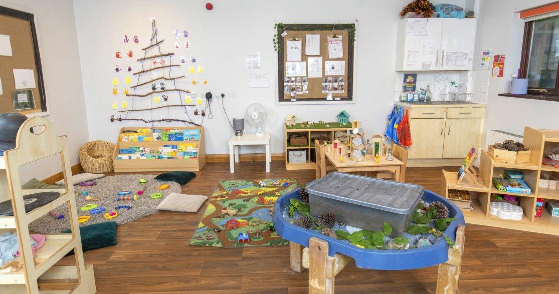 Bramleys Day Nursery Ardington gallery photo 9